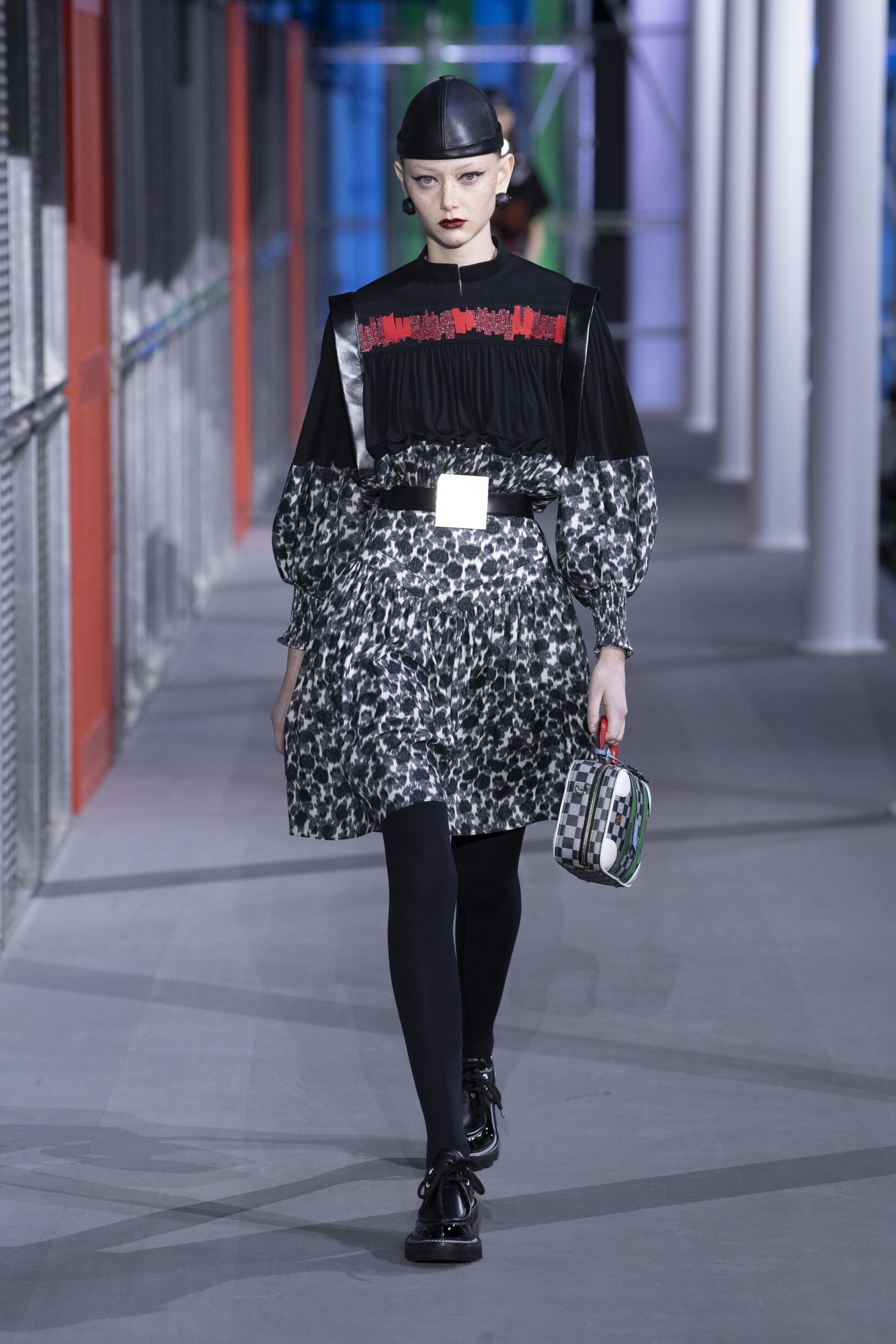 Louis Vuitton Fall 2019 Catwalk