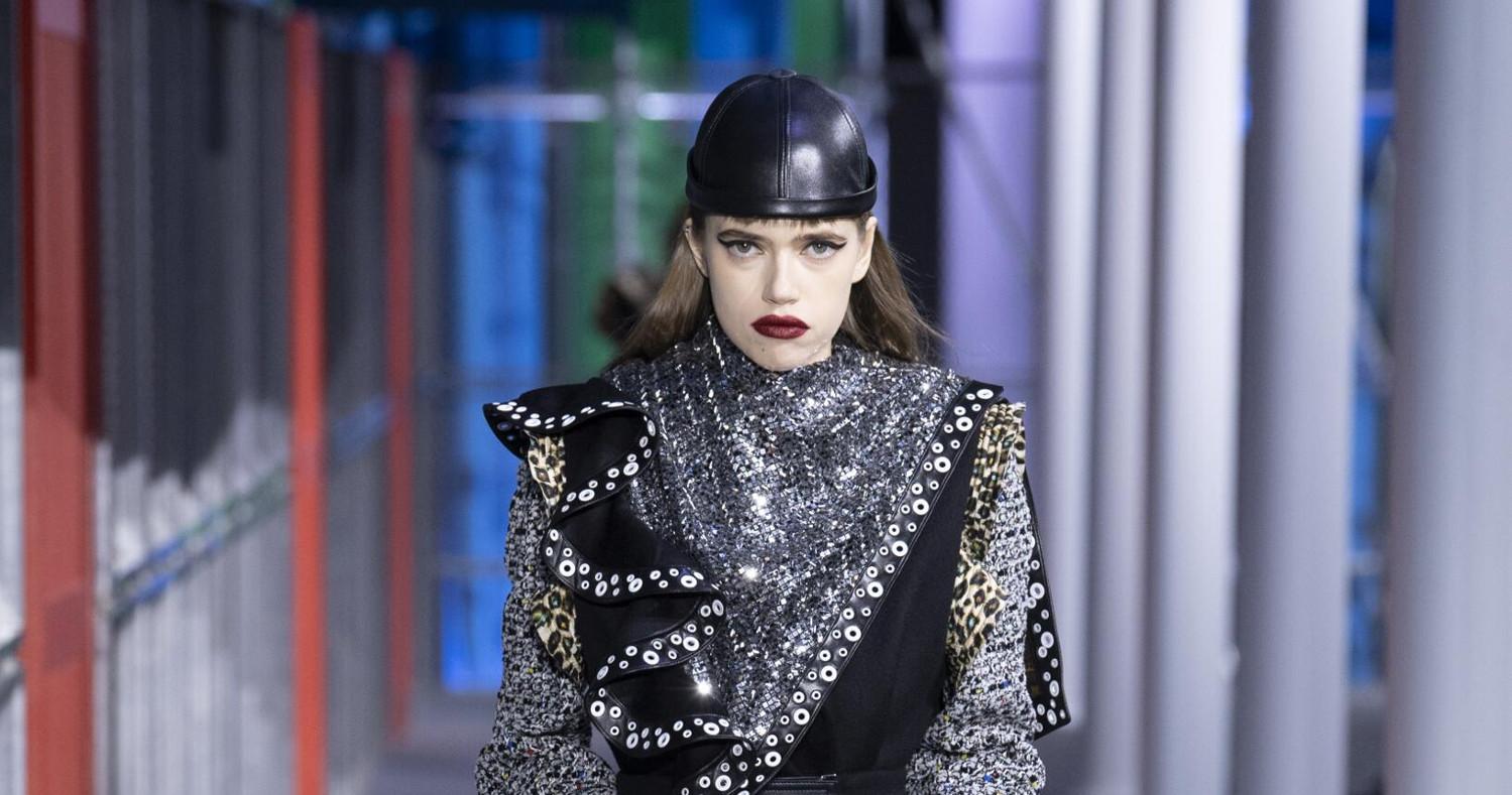 Louis Vuitton Fashion Show FW 2019 Paris