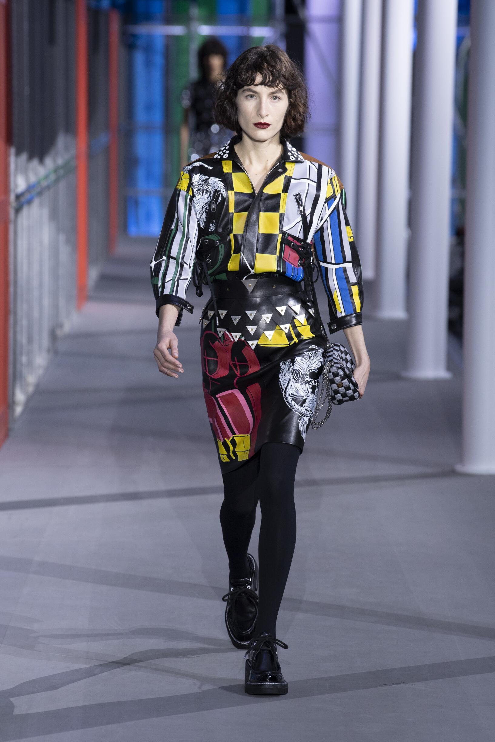Louis Vuitton Paris Fashion Week Womenswear 2019-20