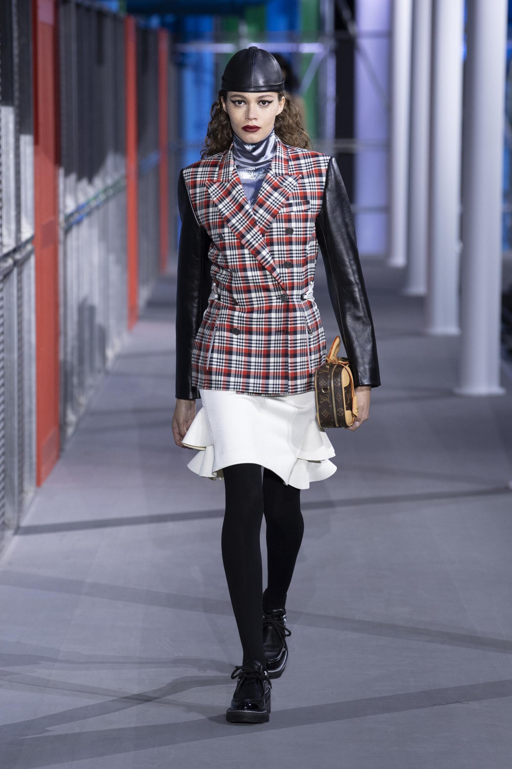 Louis Vuitton Paris Fashion Week Womenswear