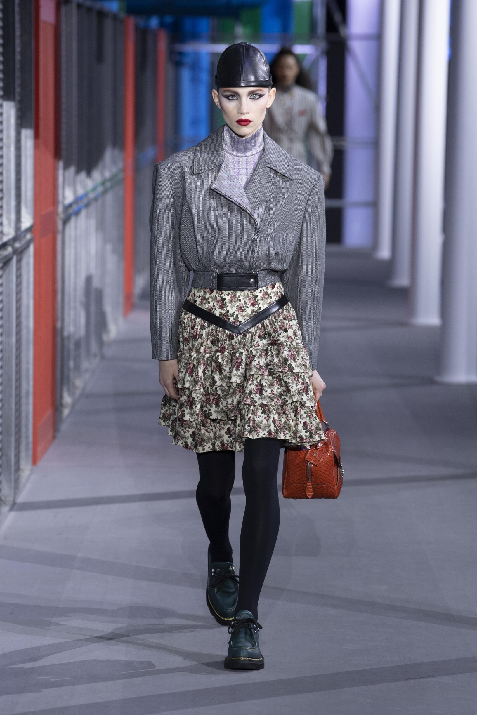 Louis Vuitton Winter 2019 Catwalk