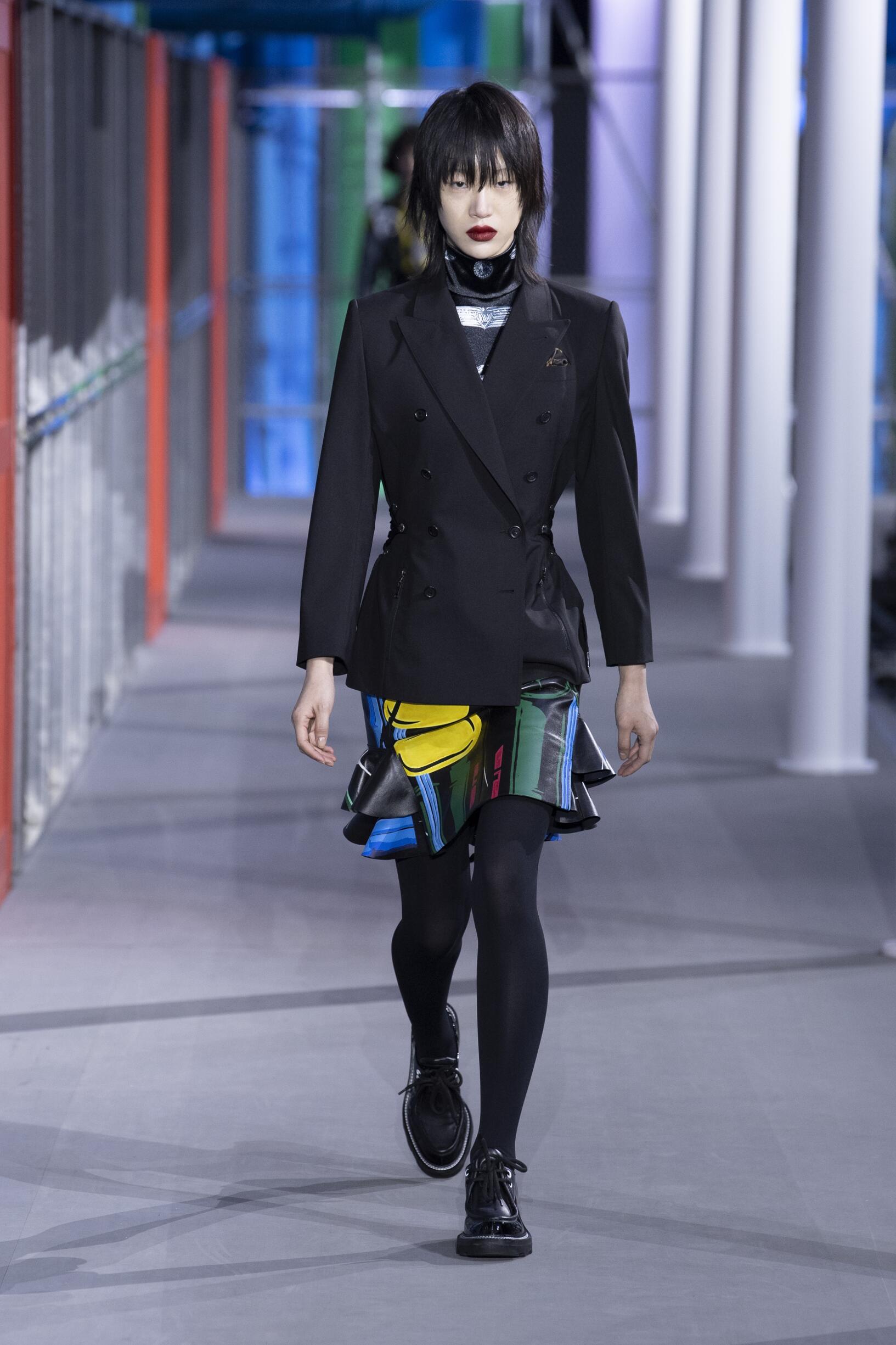 Louis Vuitton Woman Style FW 2019