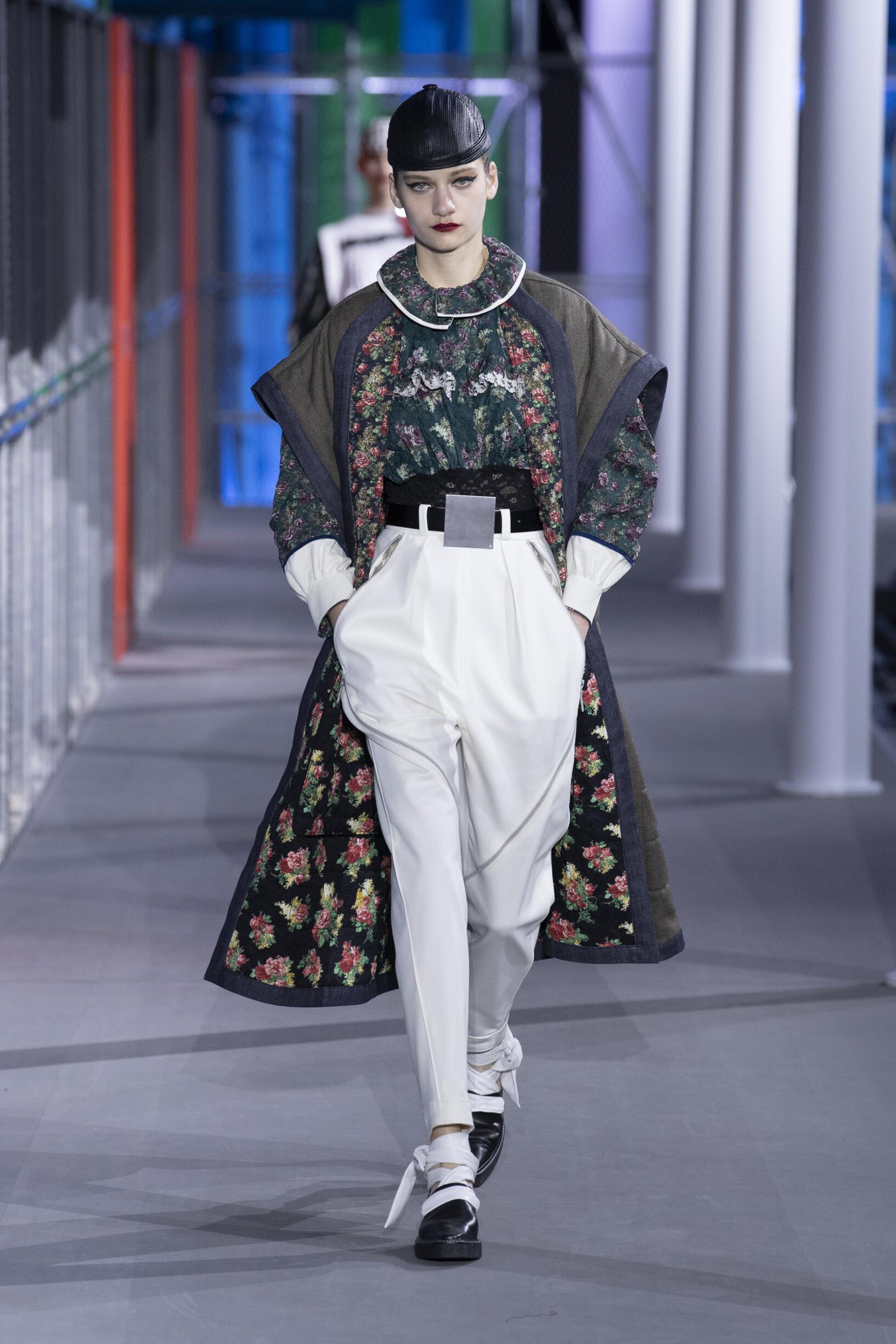 Louis Vuitton Womenswear Fashion Show