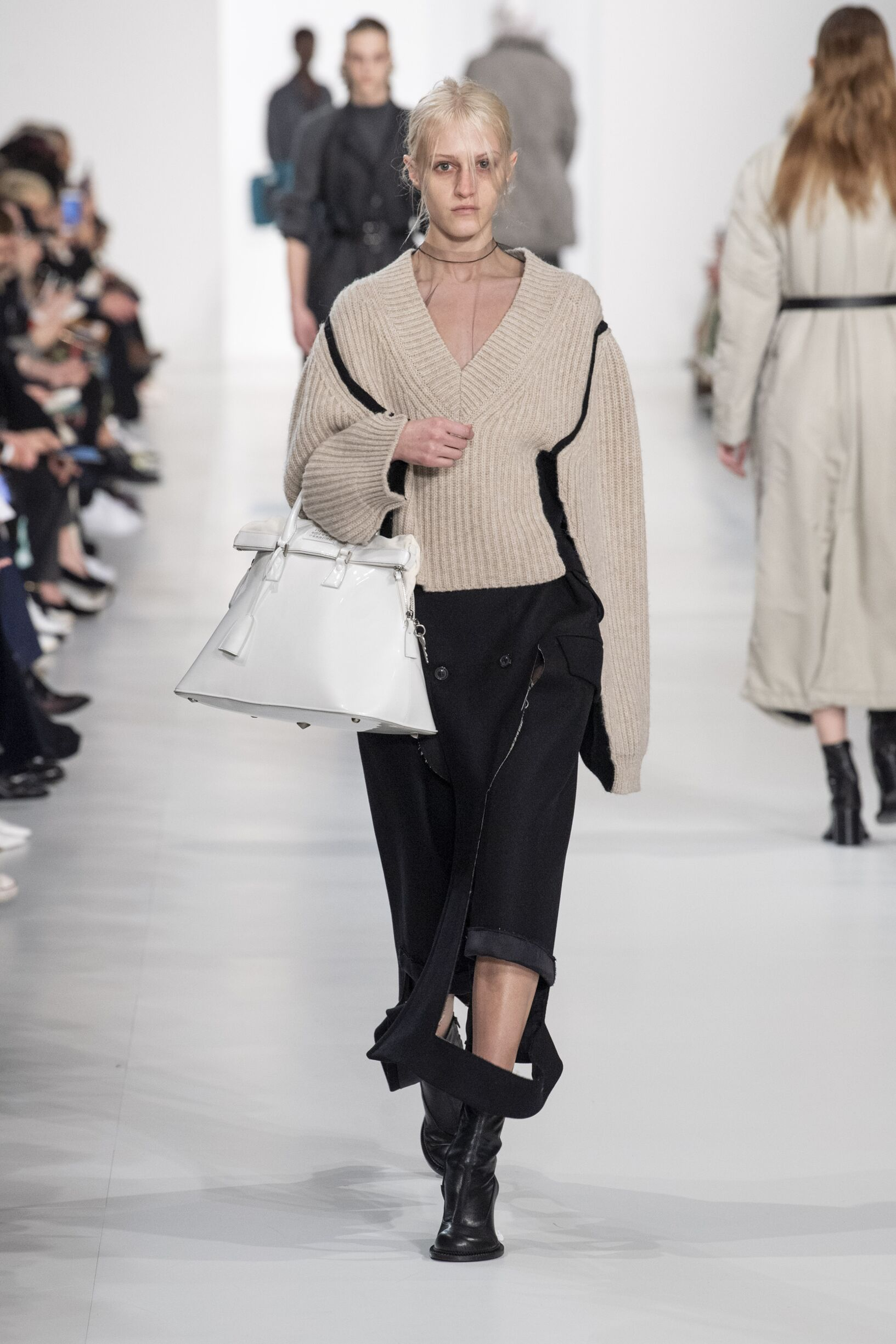 Maison Margiela Paris Fashion Week Womenswear Trends