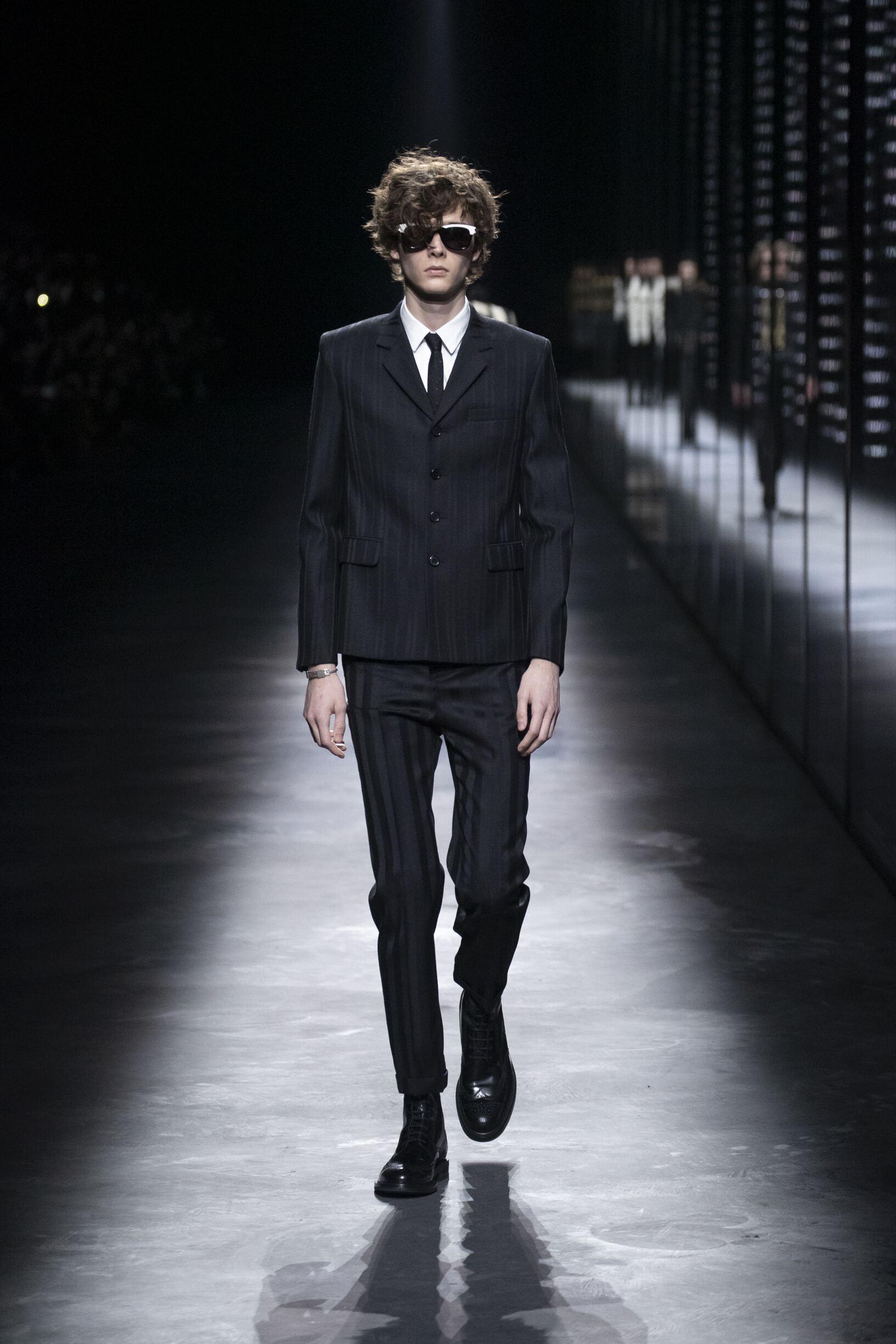 Man Fall Winter Fashion Trends 2019 Saint Laurent