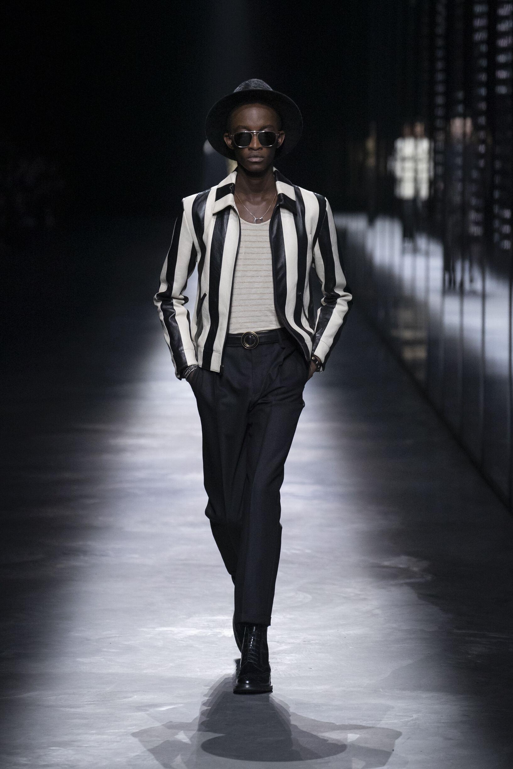 Menswear Fall Winter Saint Laurent 2019 Trends