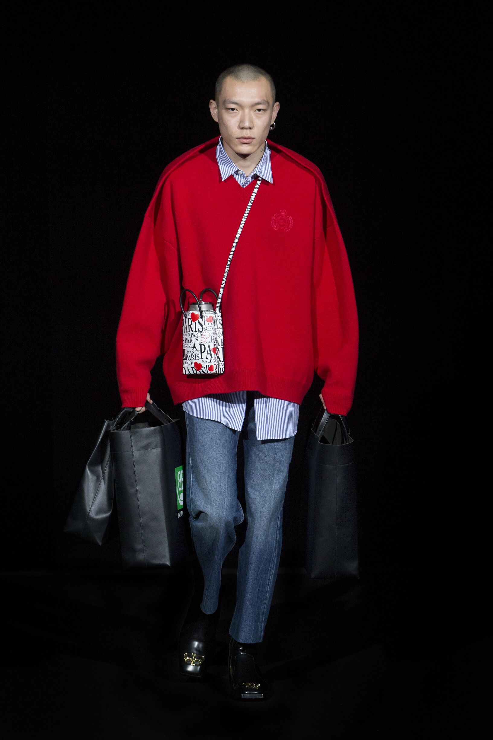 Menswear Winter Balenciaga 2019