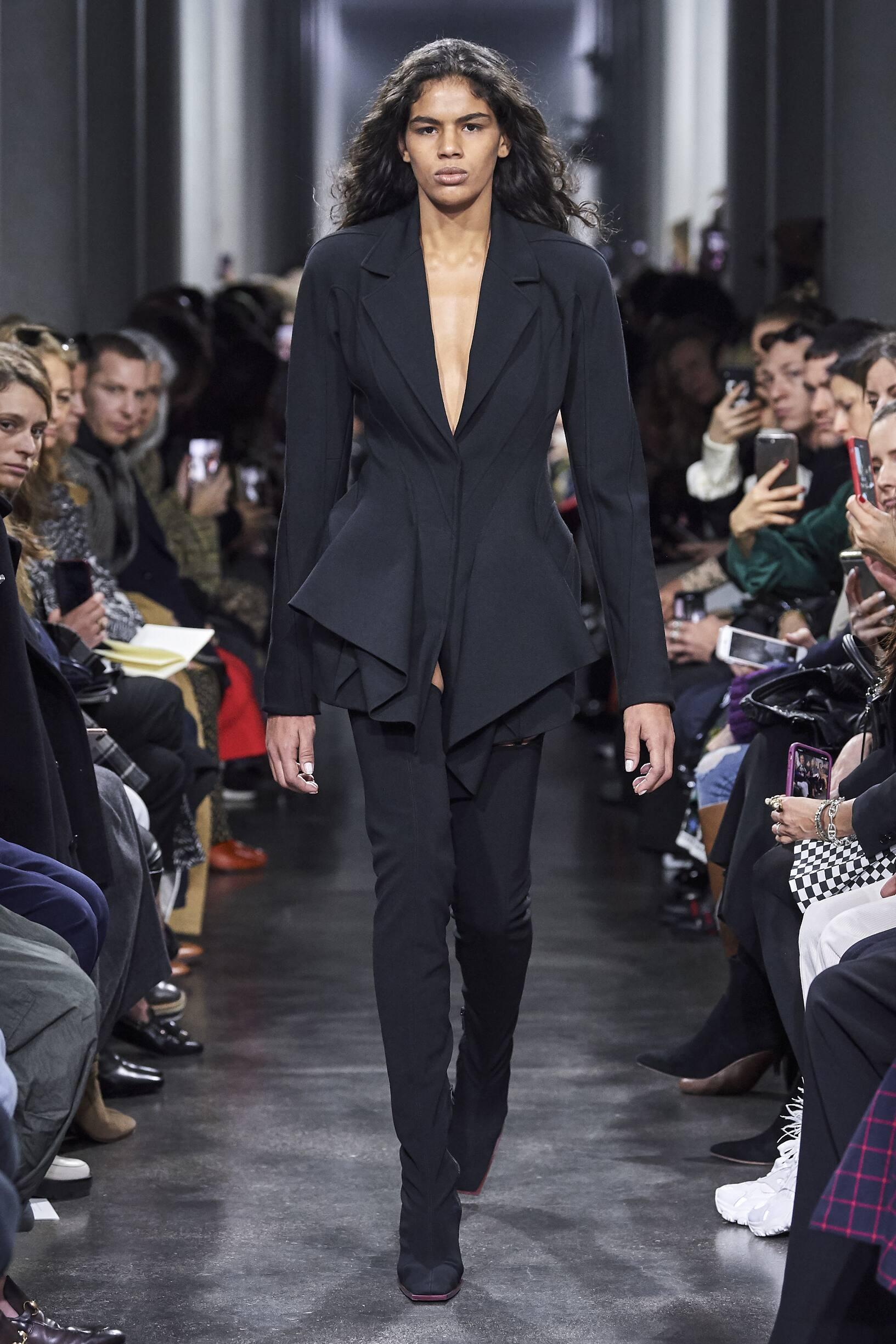Mugler Fashion Show FW 2019