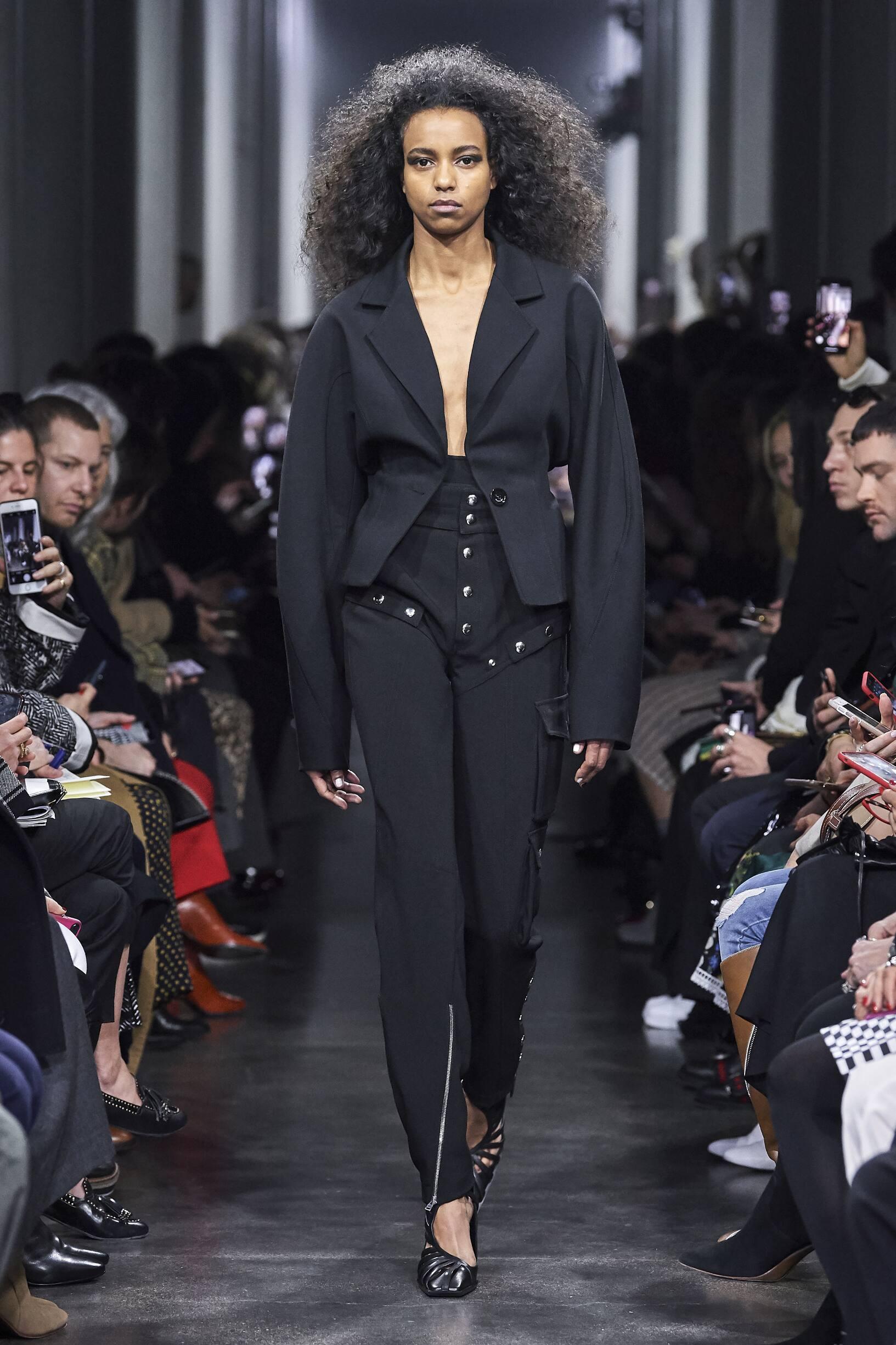 Mugler Paris Fashion Week