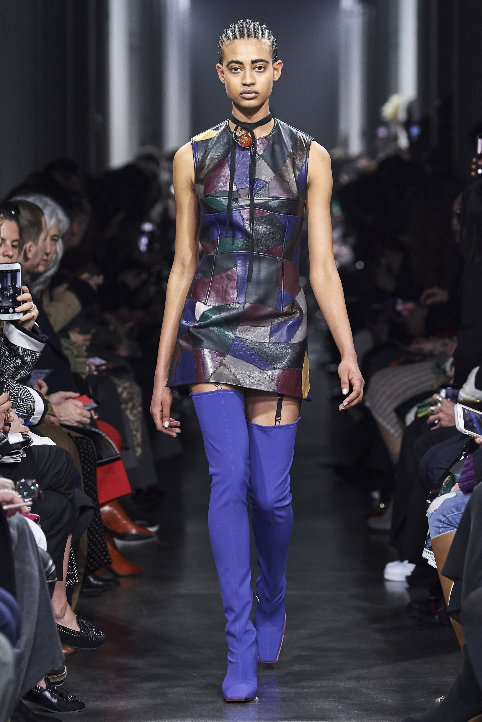 Mugler Womenswear Fashion Show