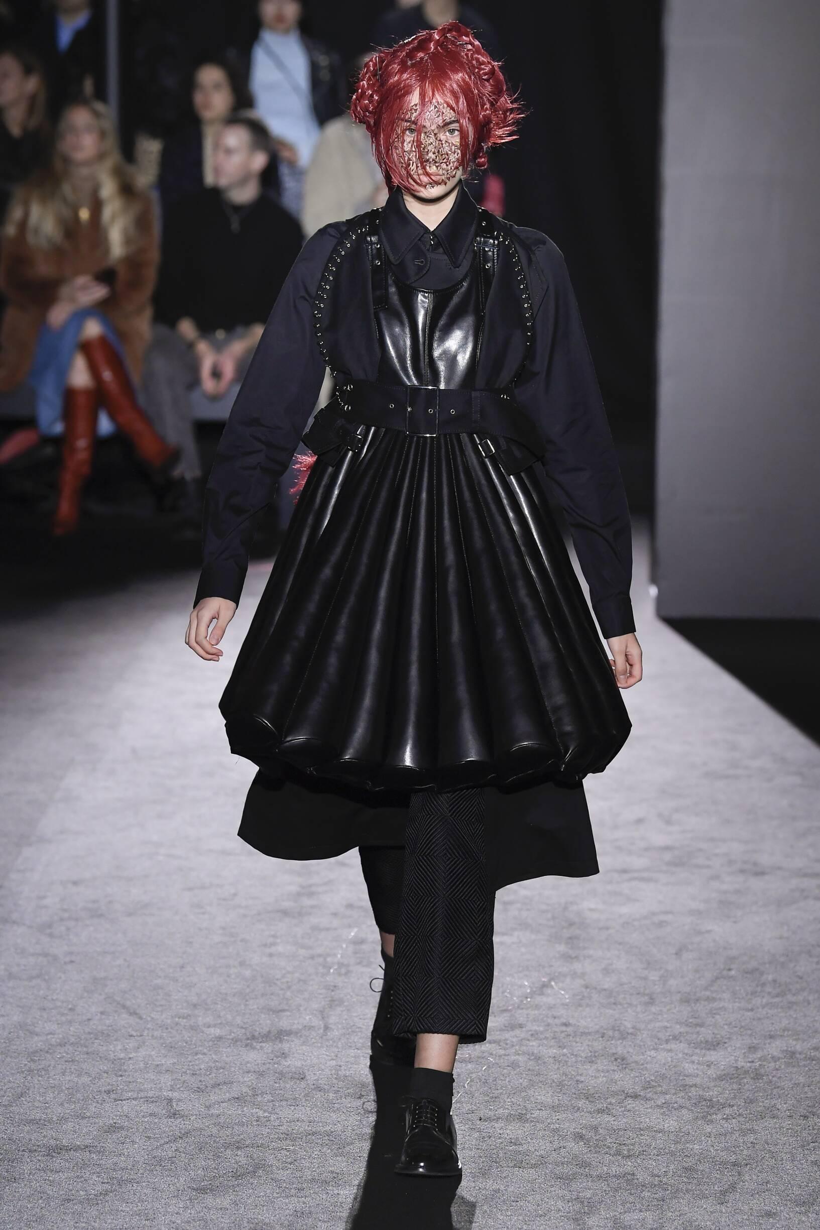 Noir Kei Ninomiya FW 2019 Womenswear