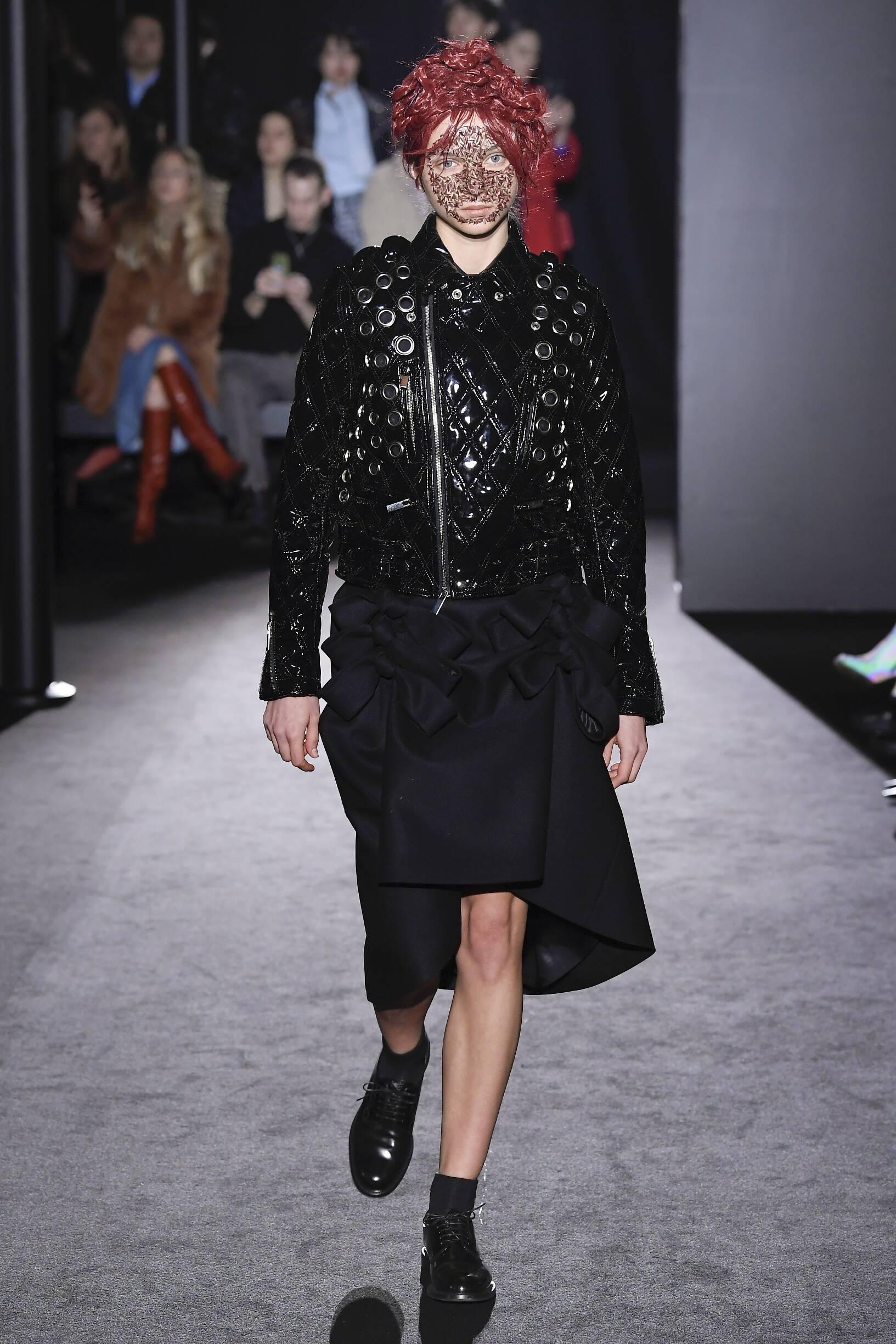 Noir Kei Ninomiya Paris Fashion Week
