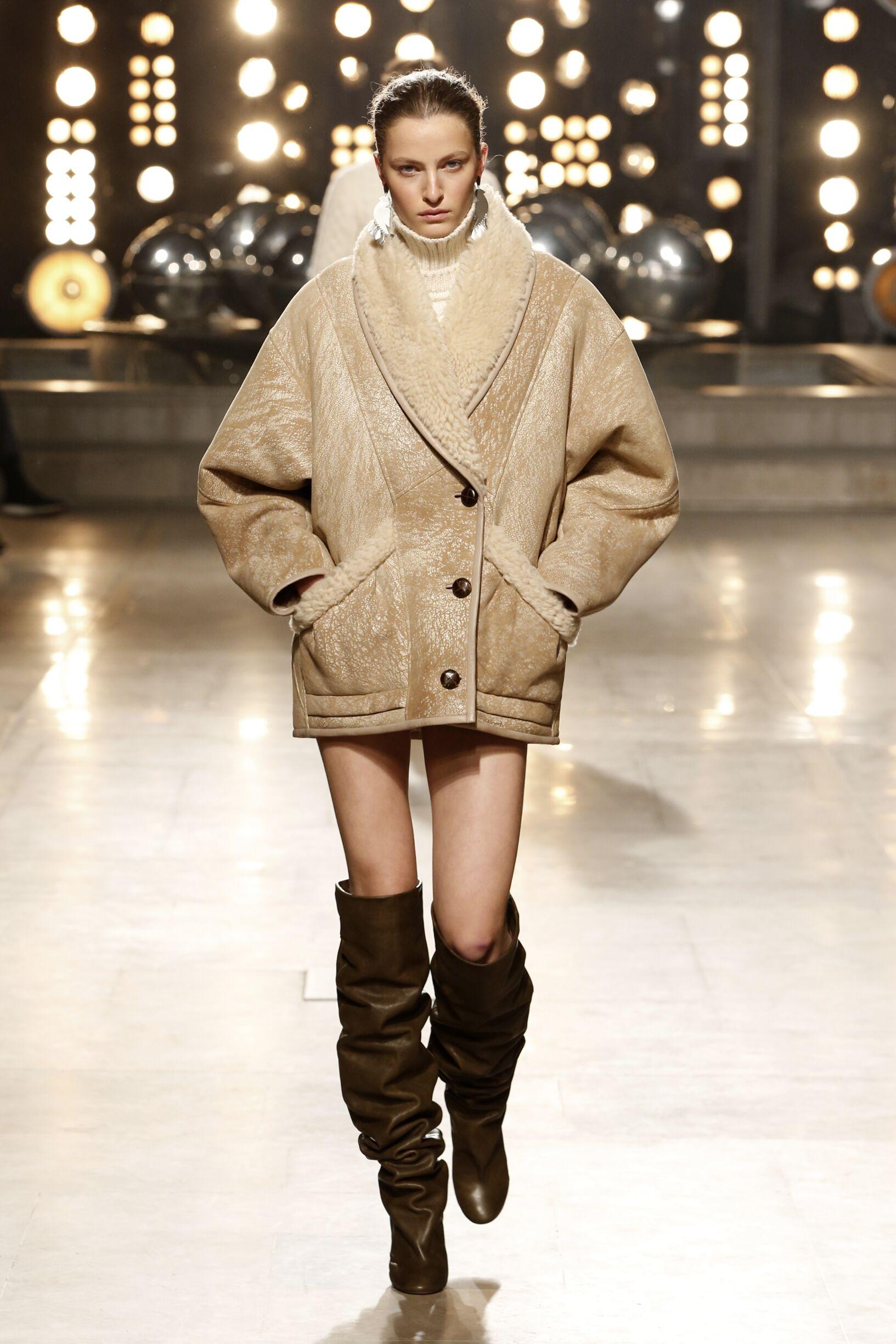 Runway Isabel Marant Fall Winter 2019 Collection Paris Fashion Week
