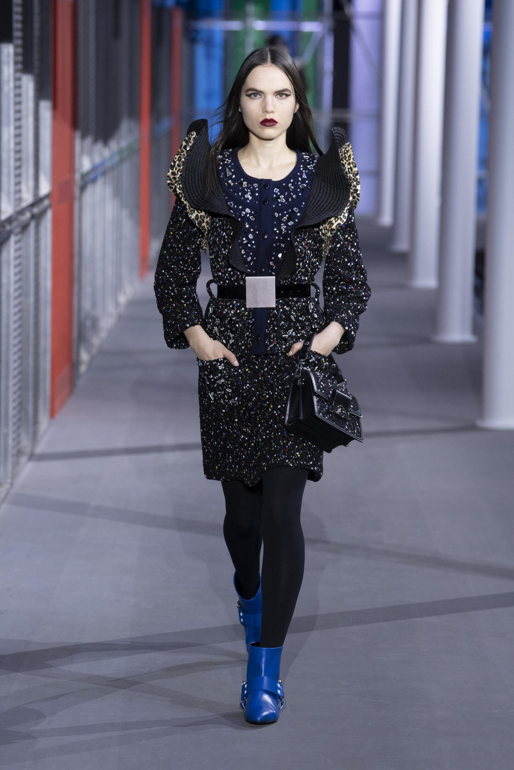 Runway Louis Vuitton Fall Winter 2019 Collection Paris Fashion Week