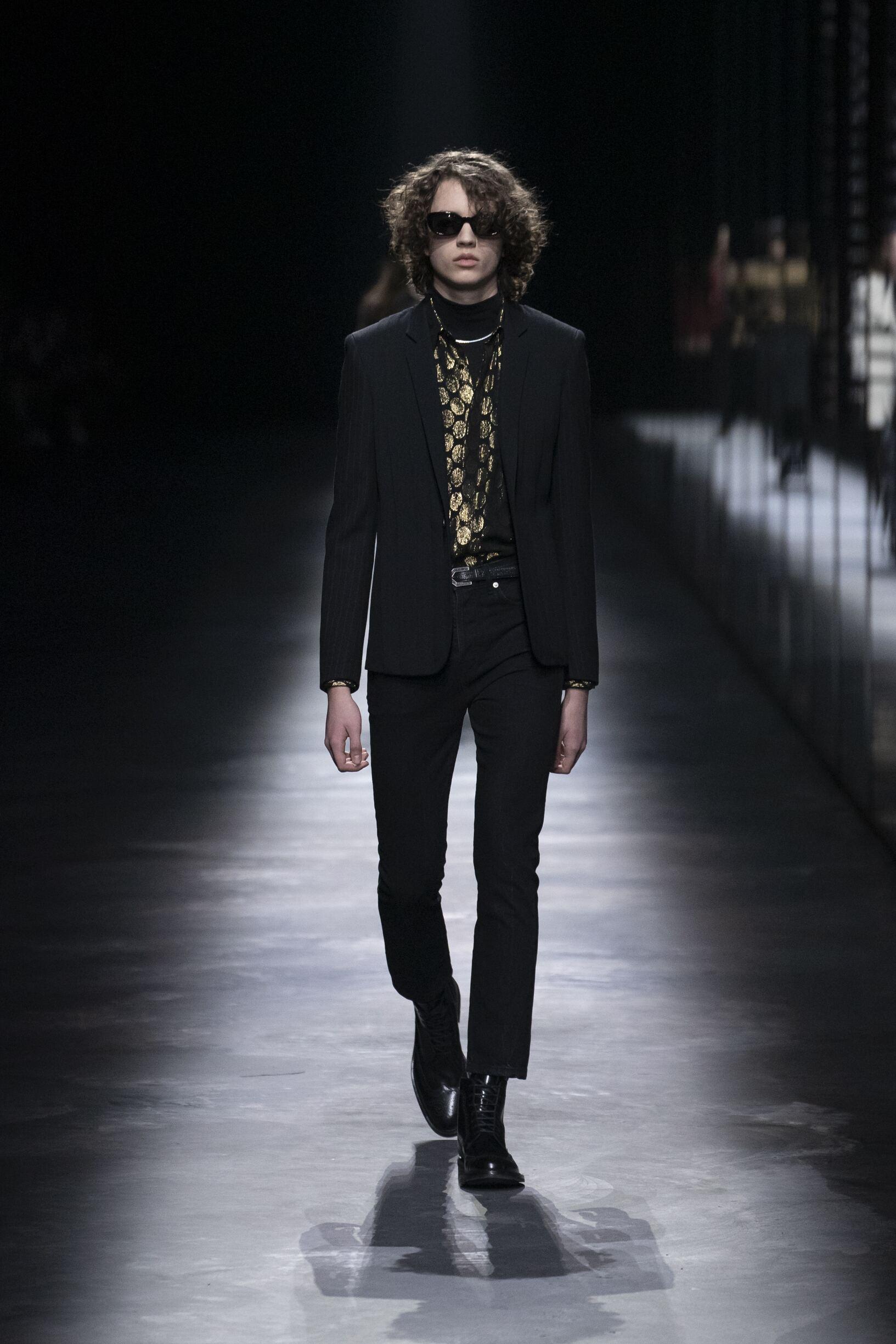 Saint Laurent 2019 Paris Man Trends