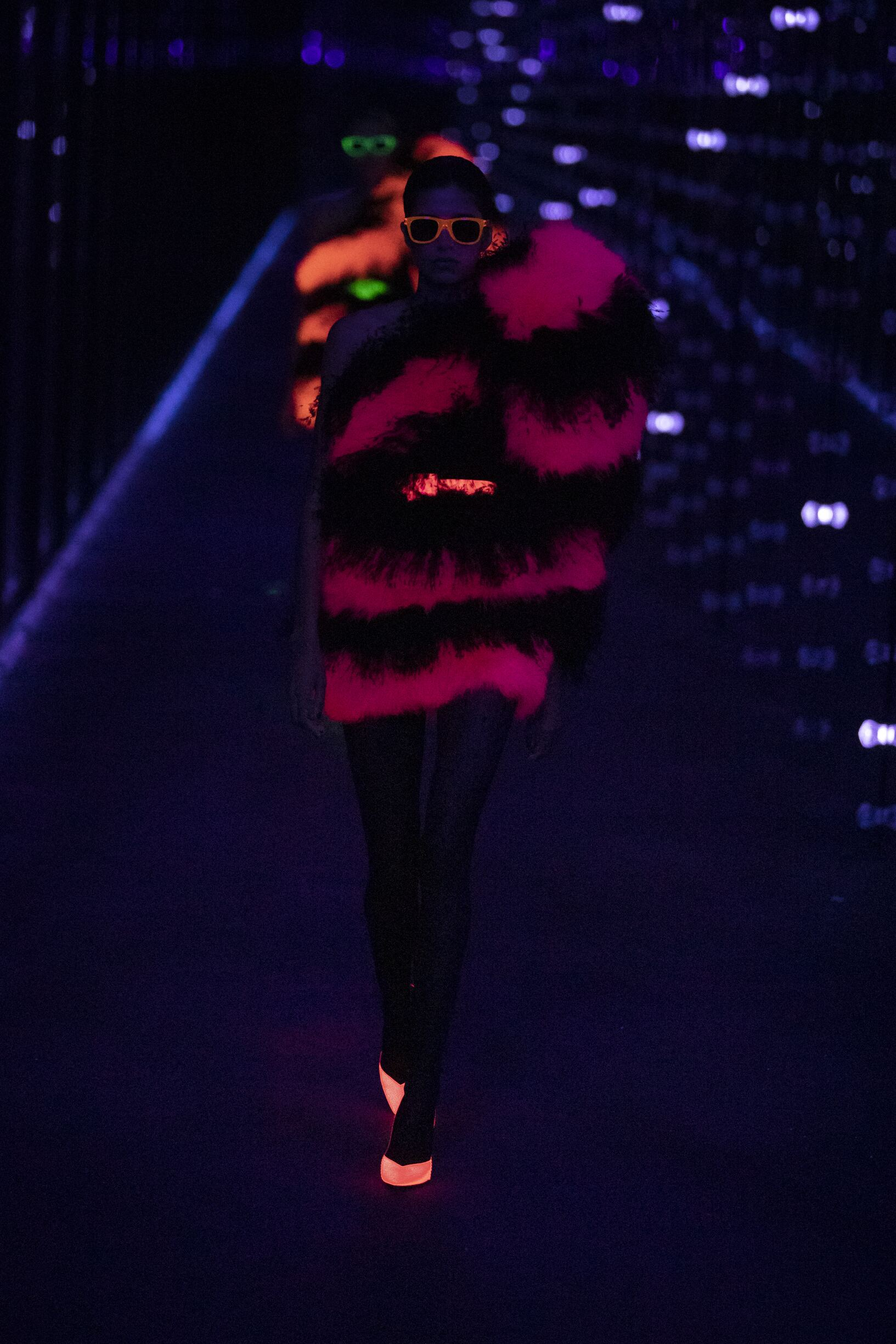 Saint Laurent 2019 Paris Trends Womenswear