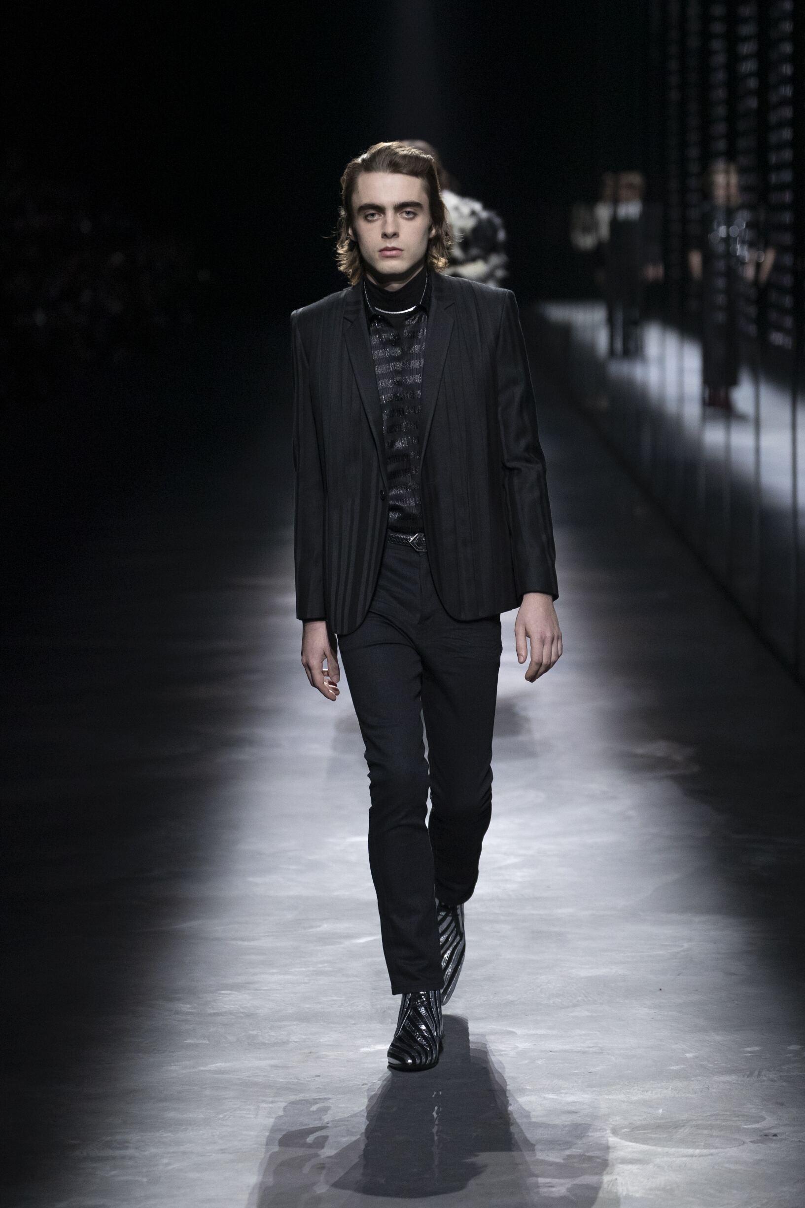Saint Laurent Menswear