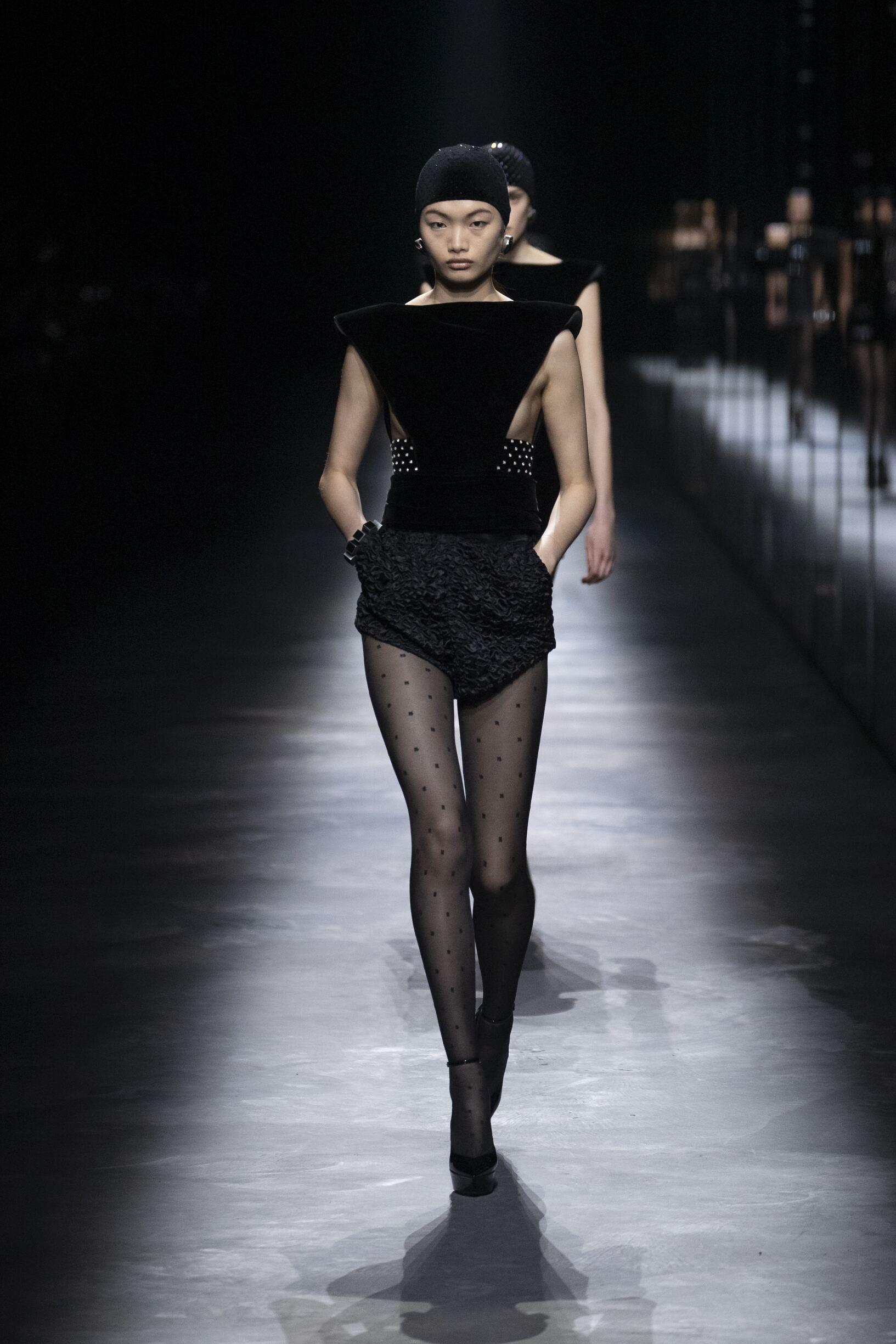Saint Laurent Women Style