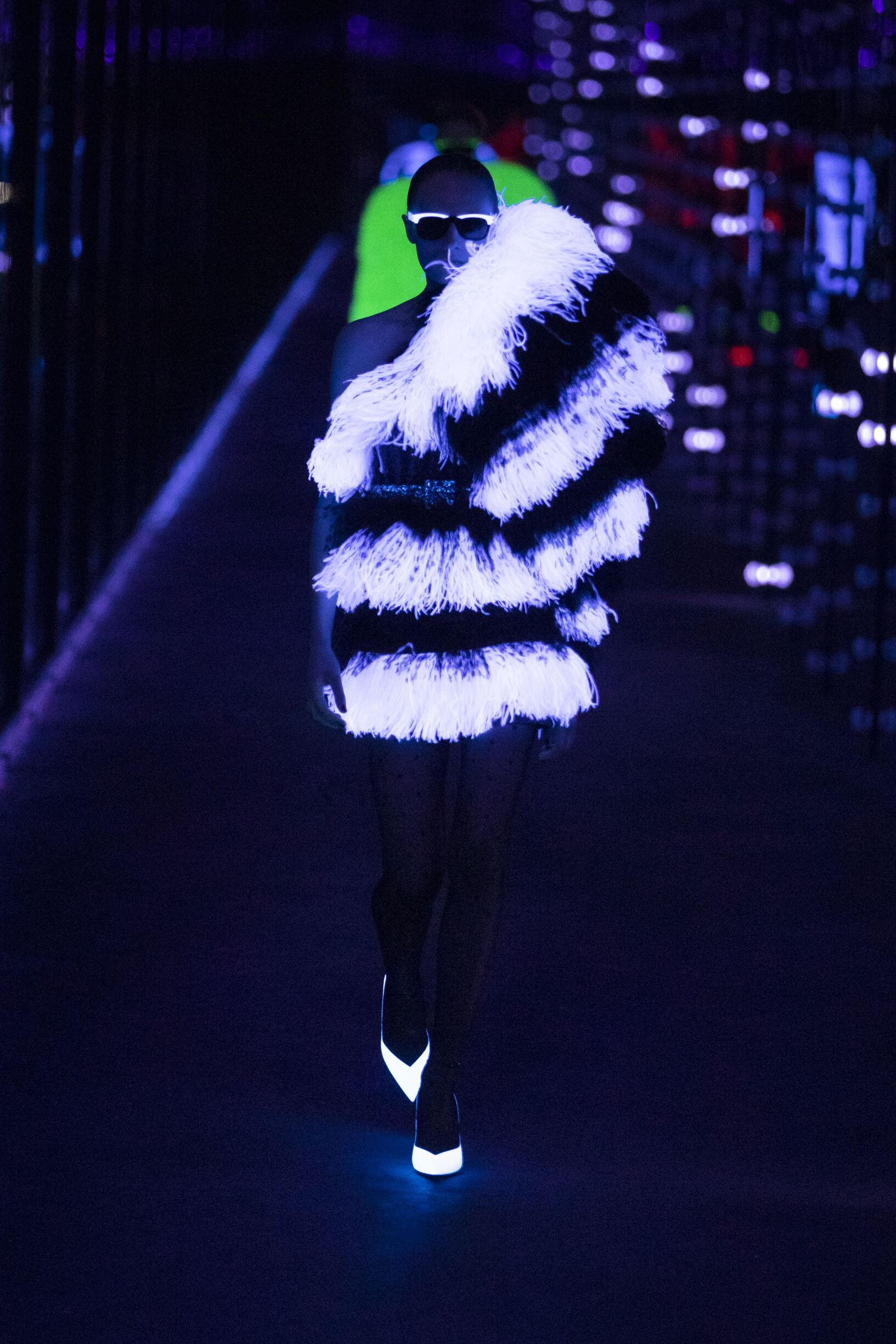 Saint Laurent Womenswear Collection Trends