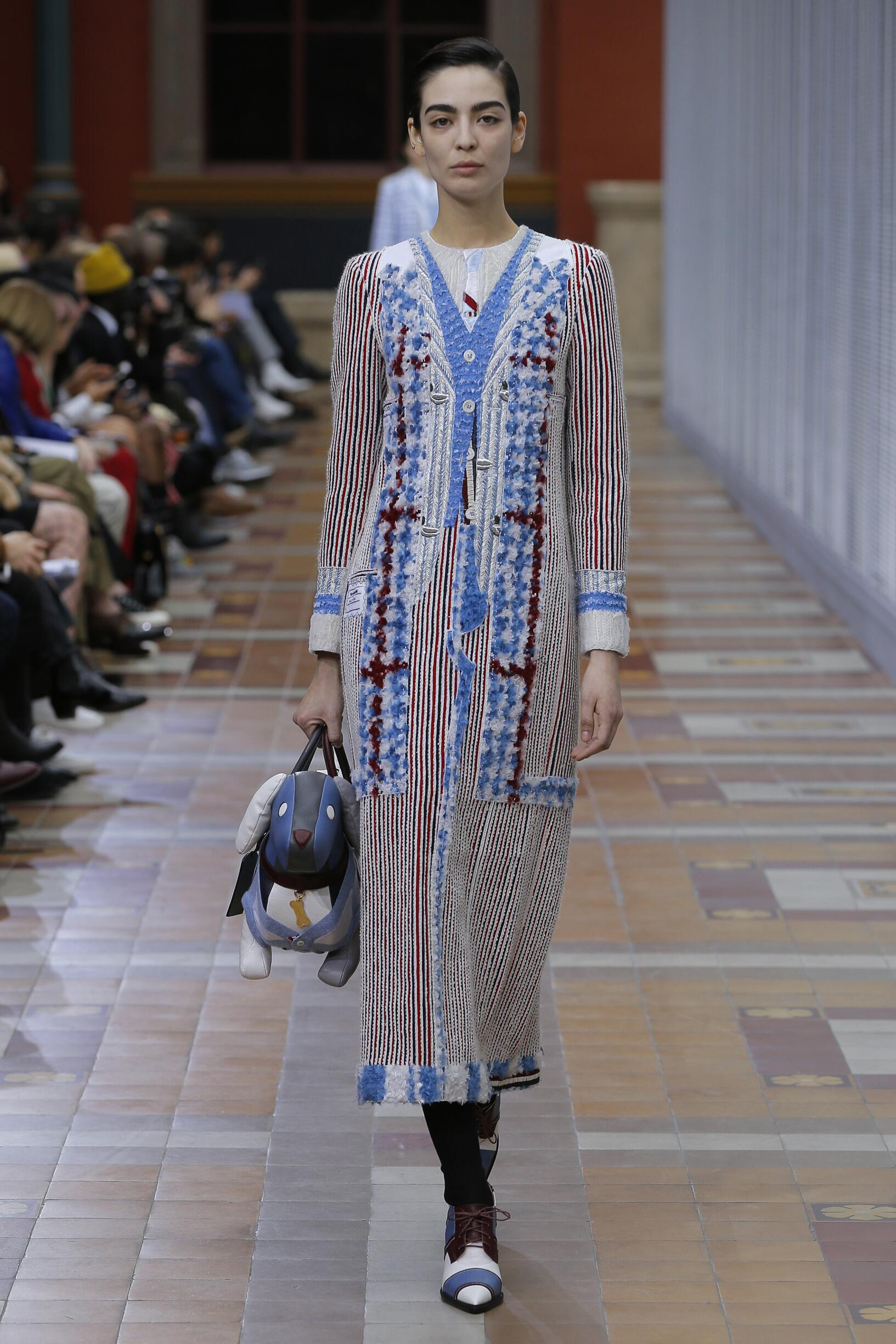 Thom Browne 2019-20 Paris