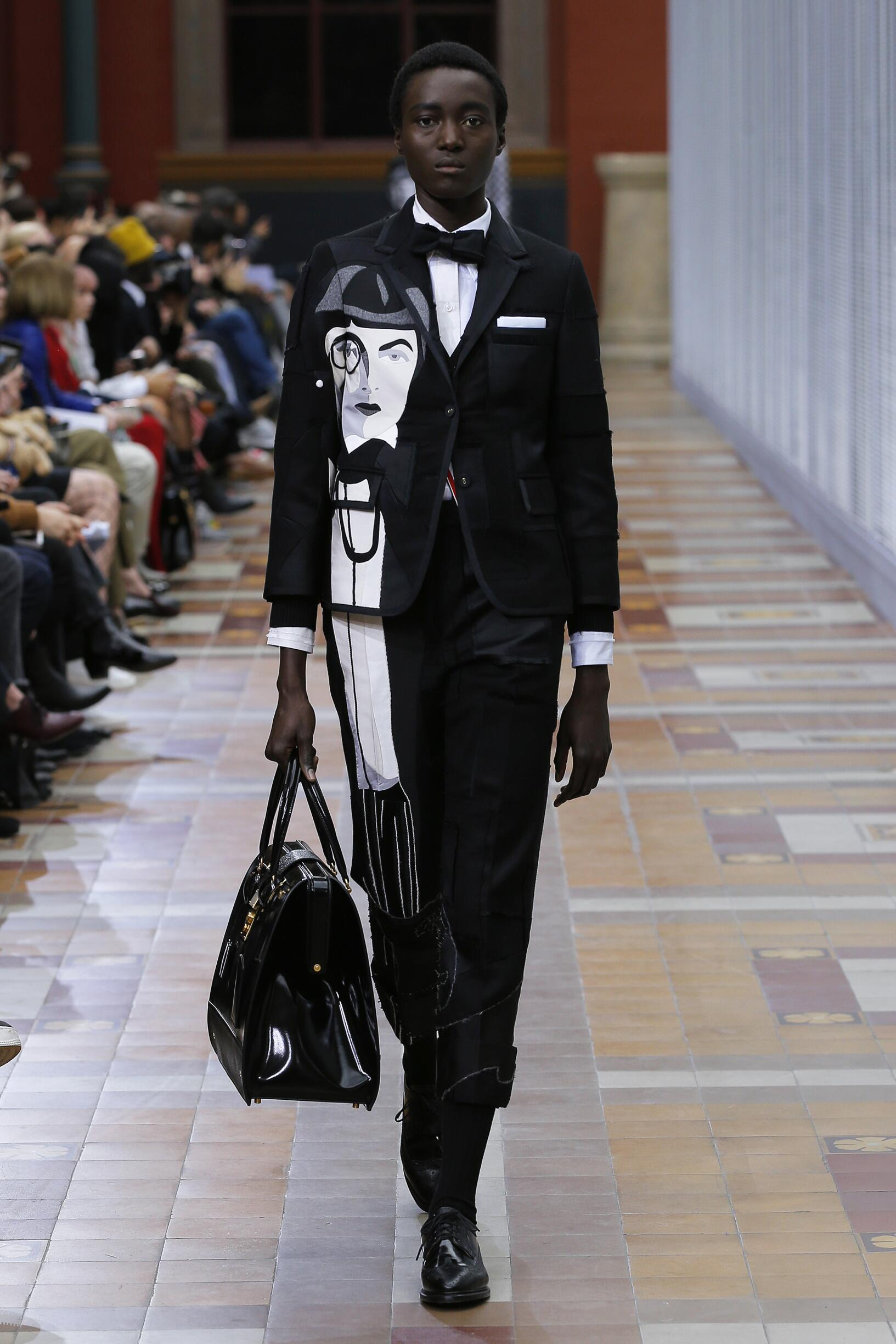 Thom Browne 2019 Paris Trends