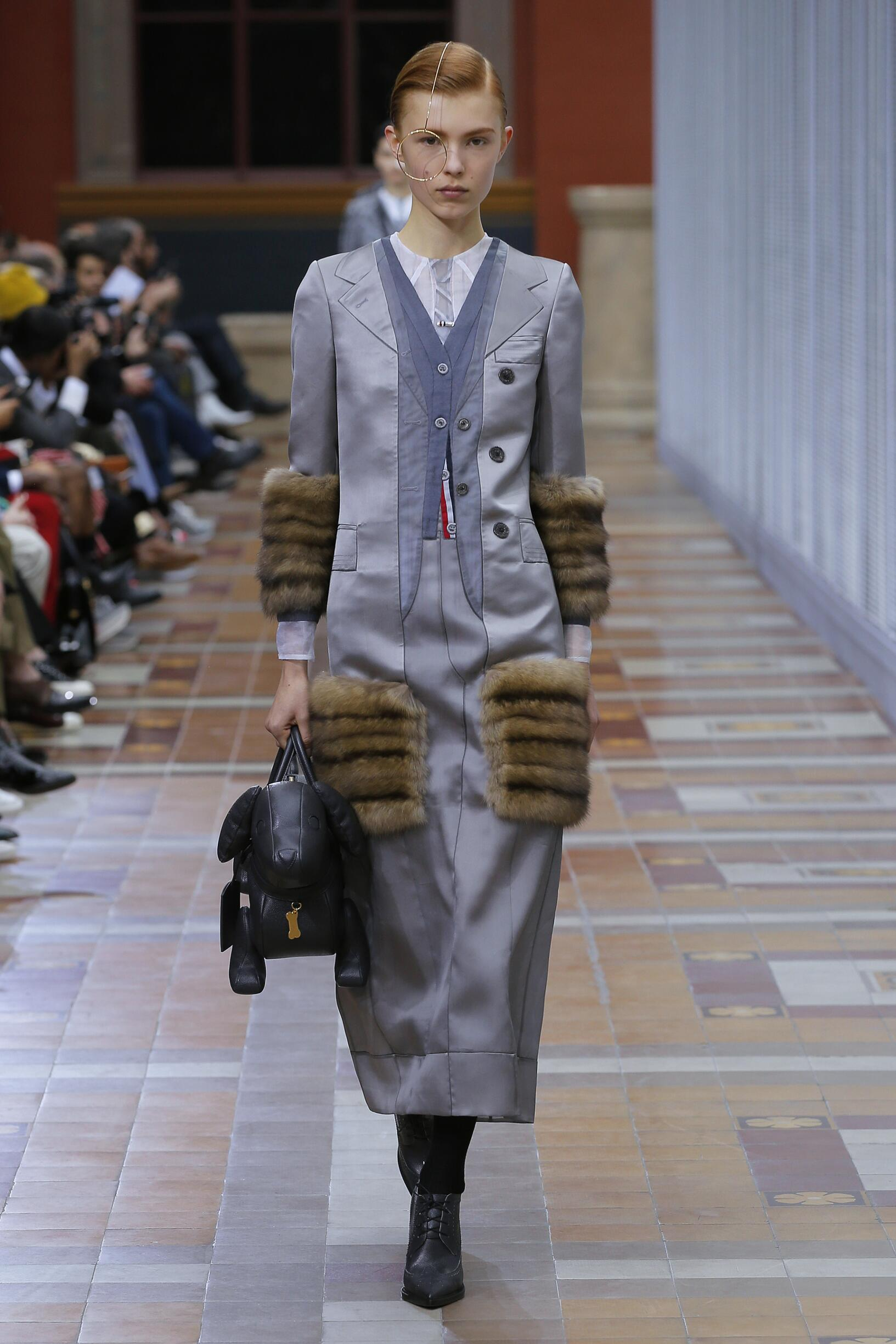 Thom Browne FW 2019 Womenswear