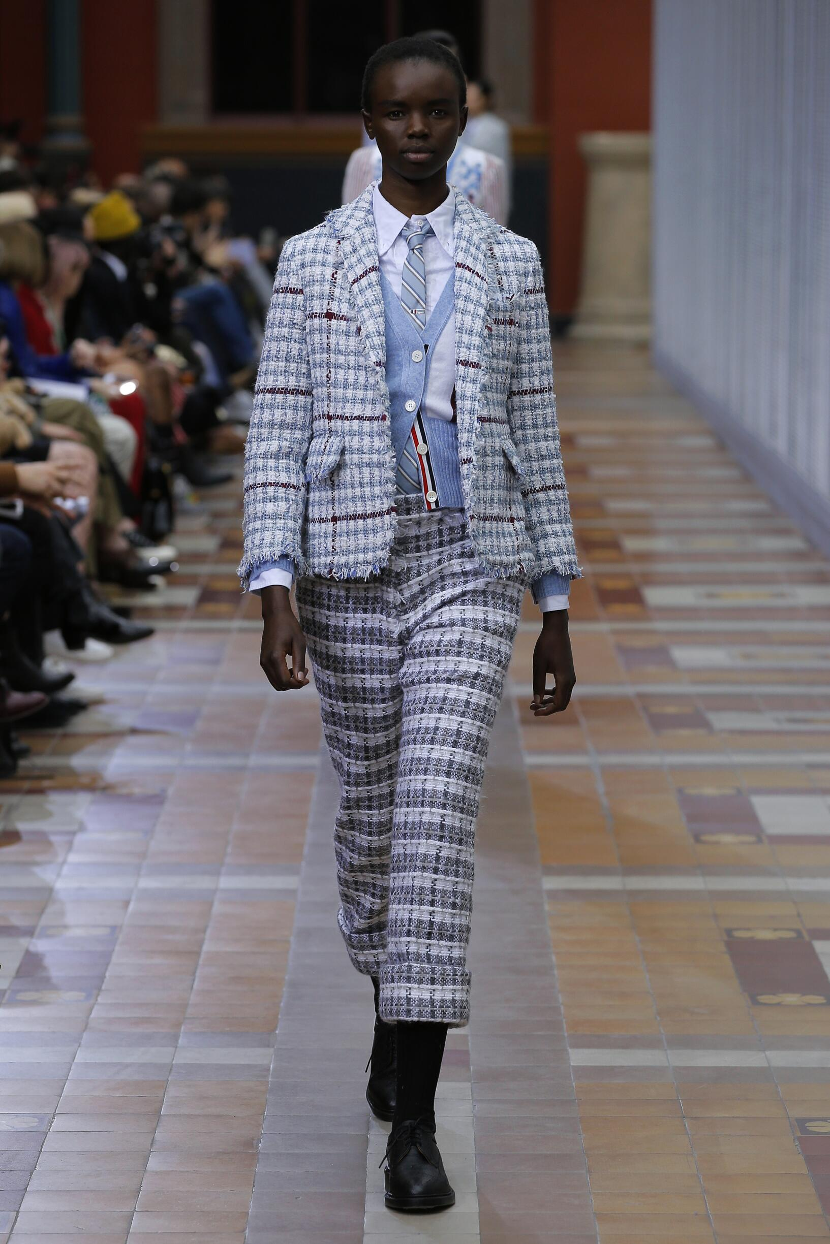 Thom Browne Paris Fashion Week Womenswear 2019-20