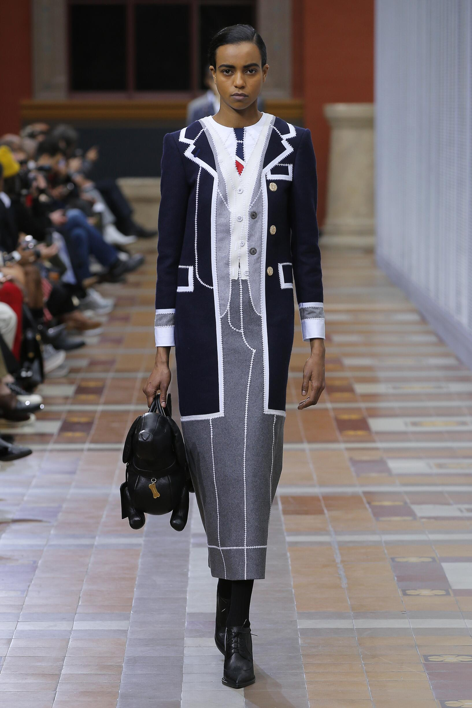 Thom Browne Women Style