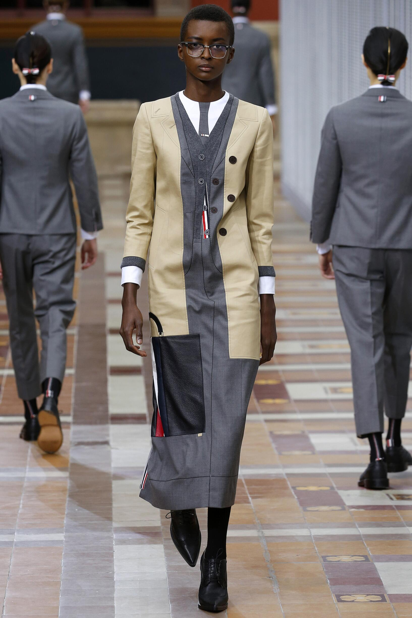 Thom Browne Womenswear Collection Trends