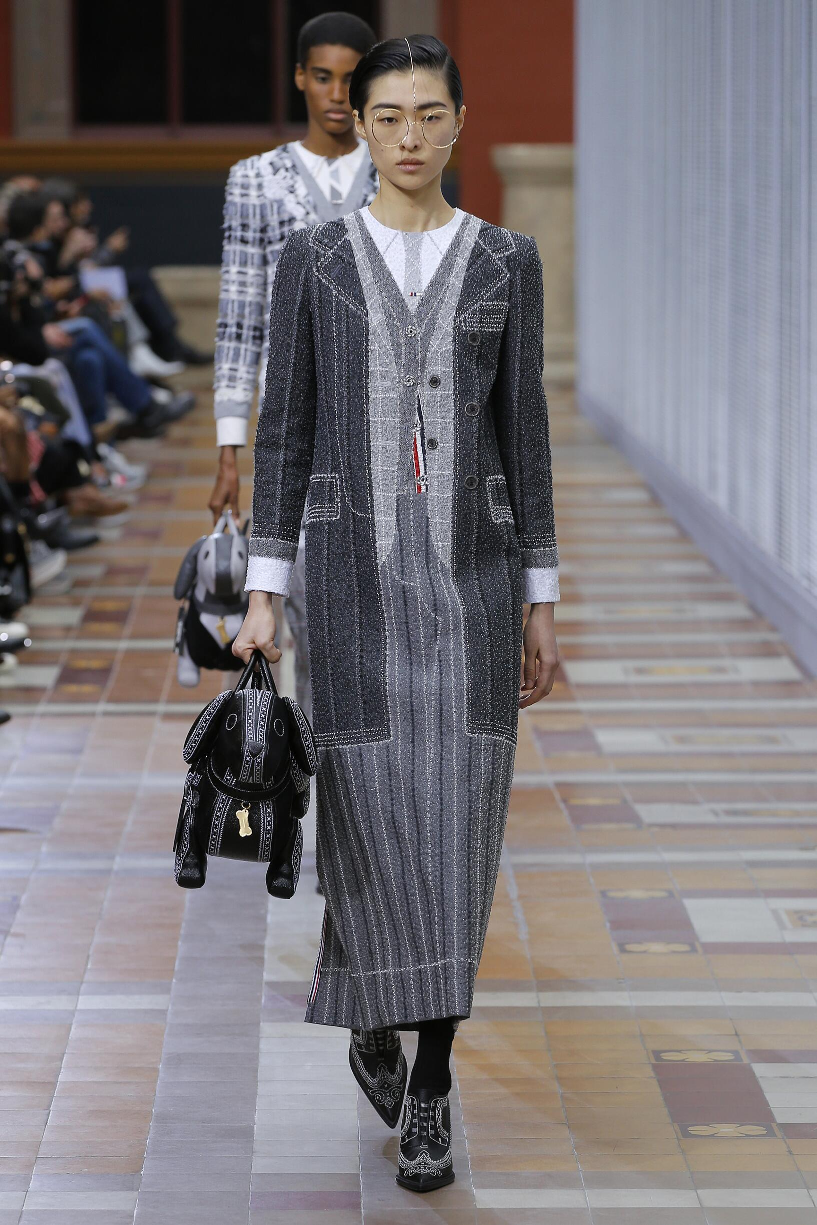 Thom Browne Womenswear Fashion Show