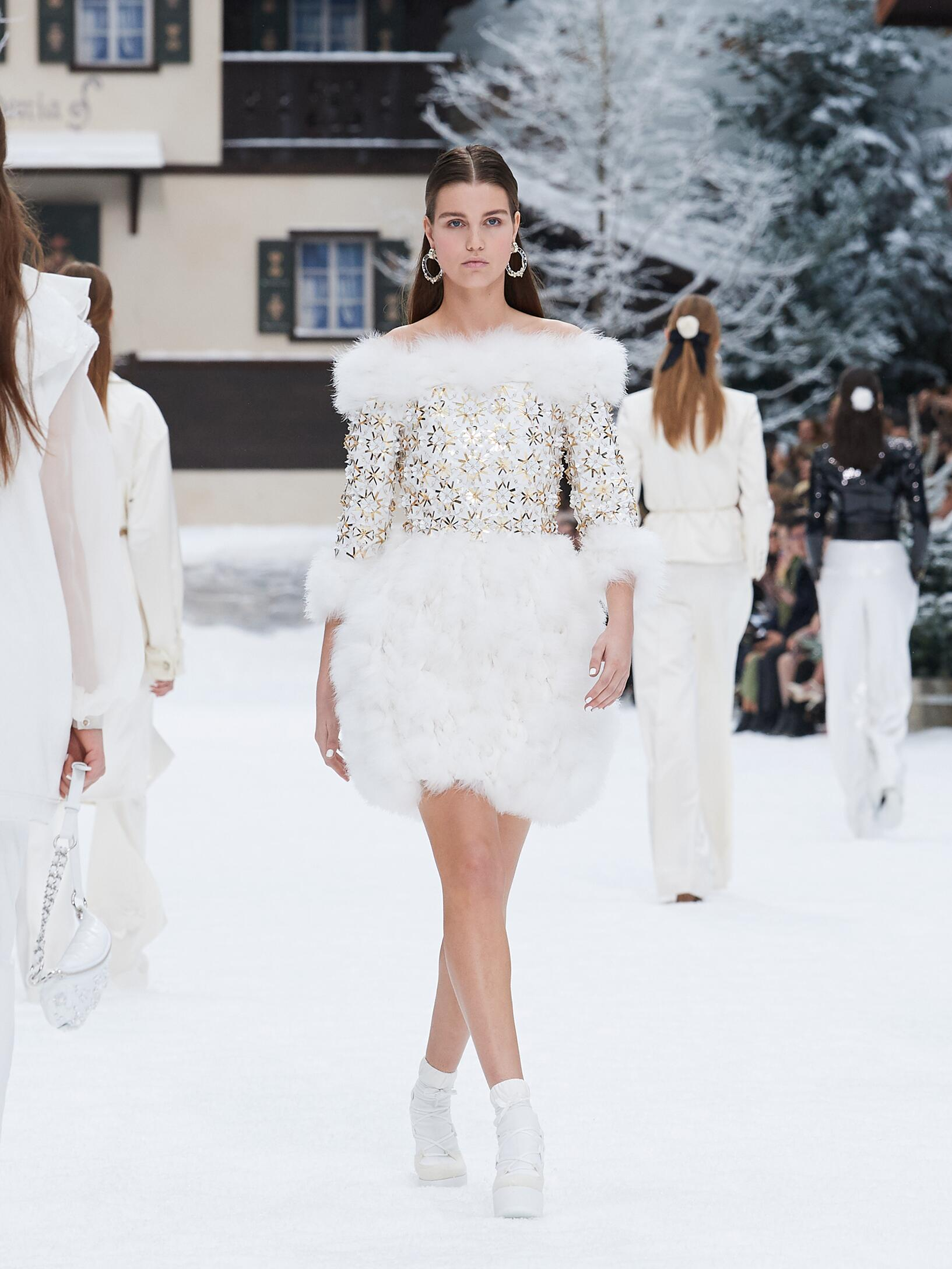 Trends Womenswear Fall Winter Chanel 2019