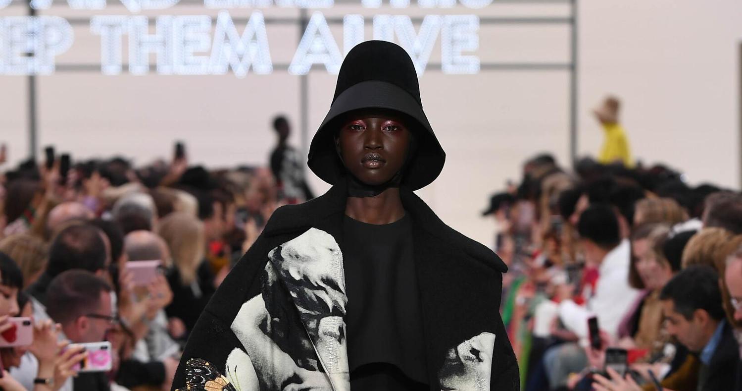 Valentino Fashion Show FW 2019 Paris