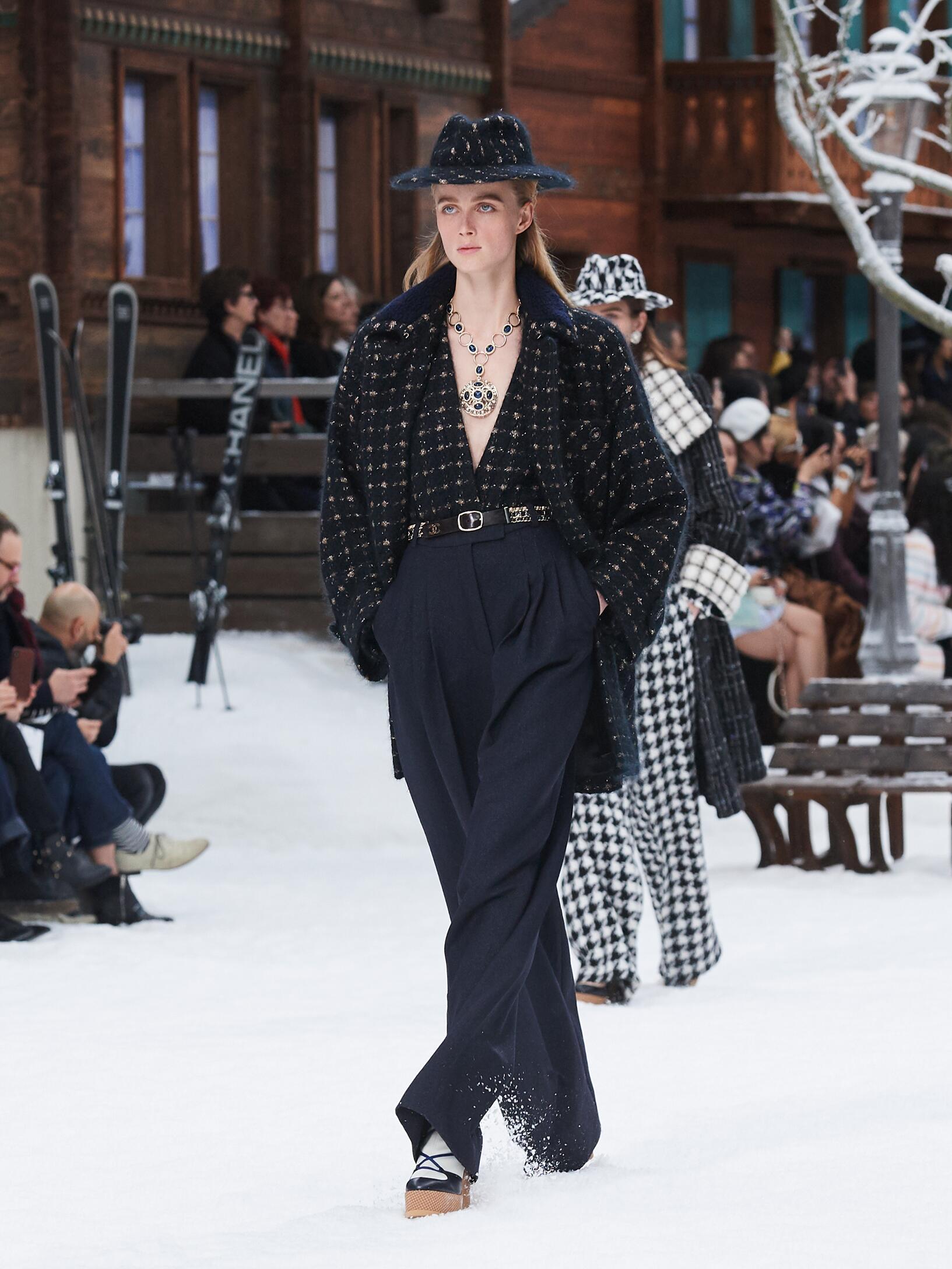 Winter 2019 Fashion Trends Chanel