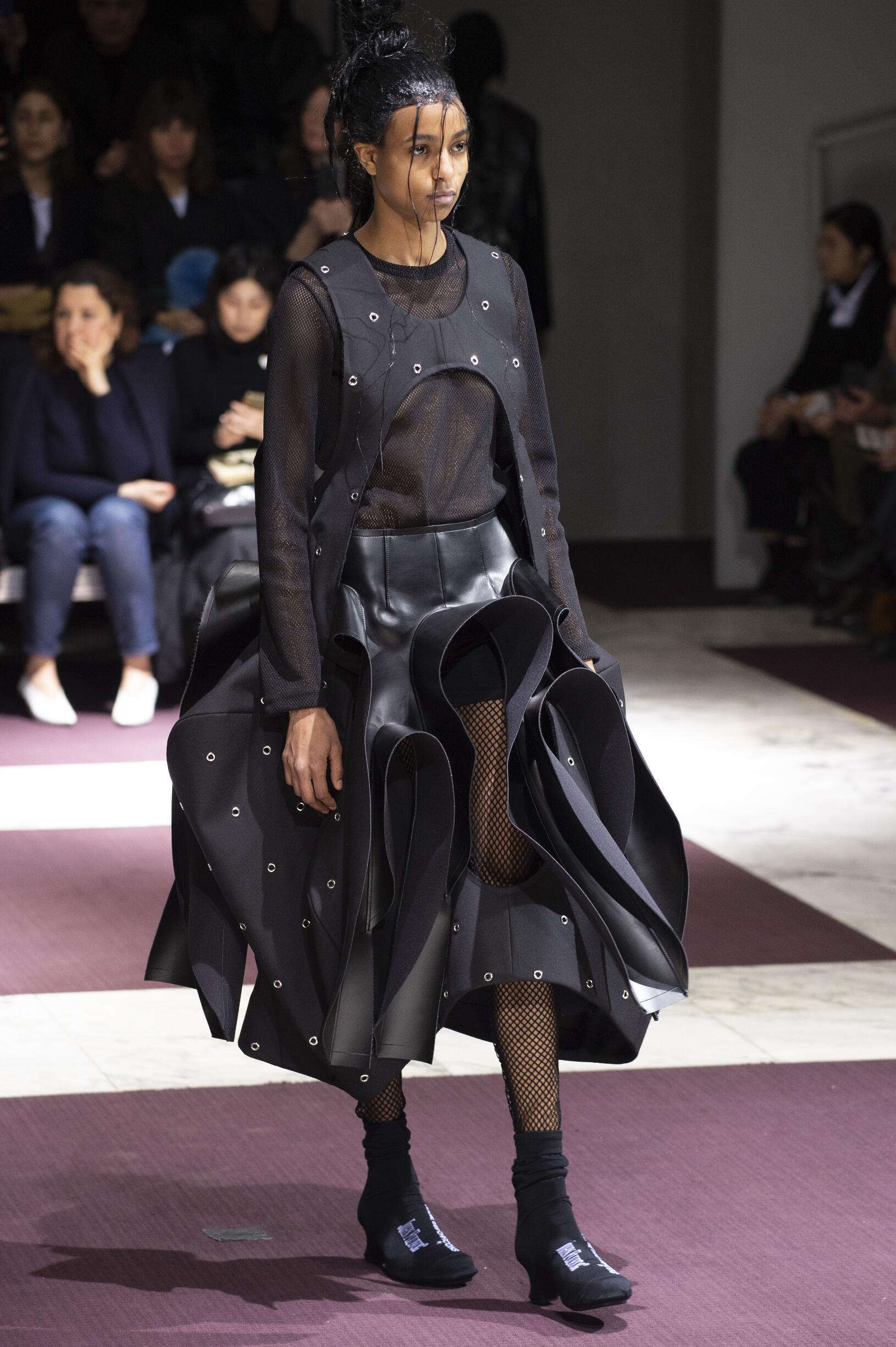 Winter 2019 Fashion Trends Comme des Garçons