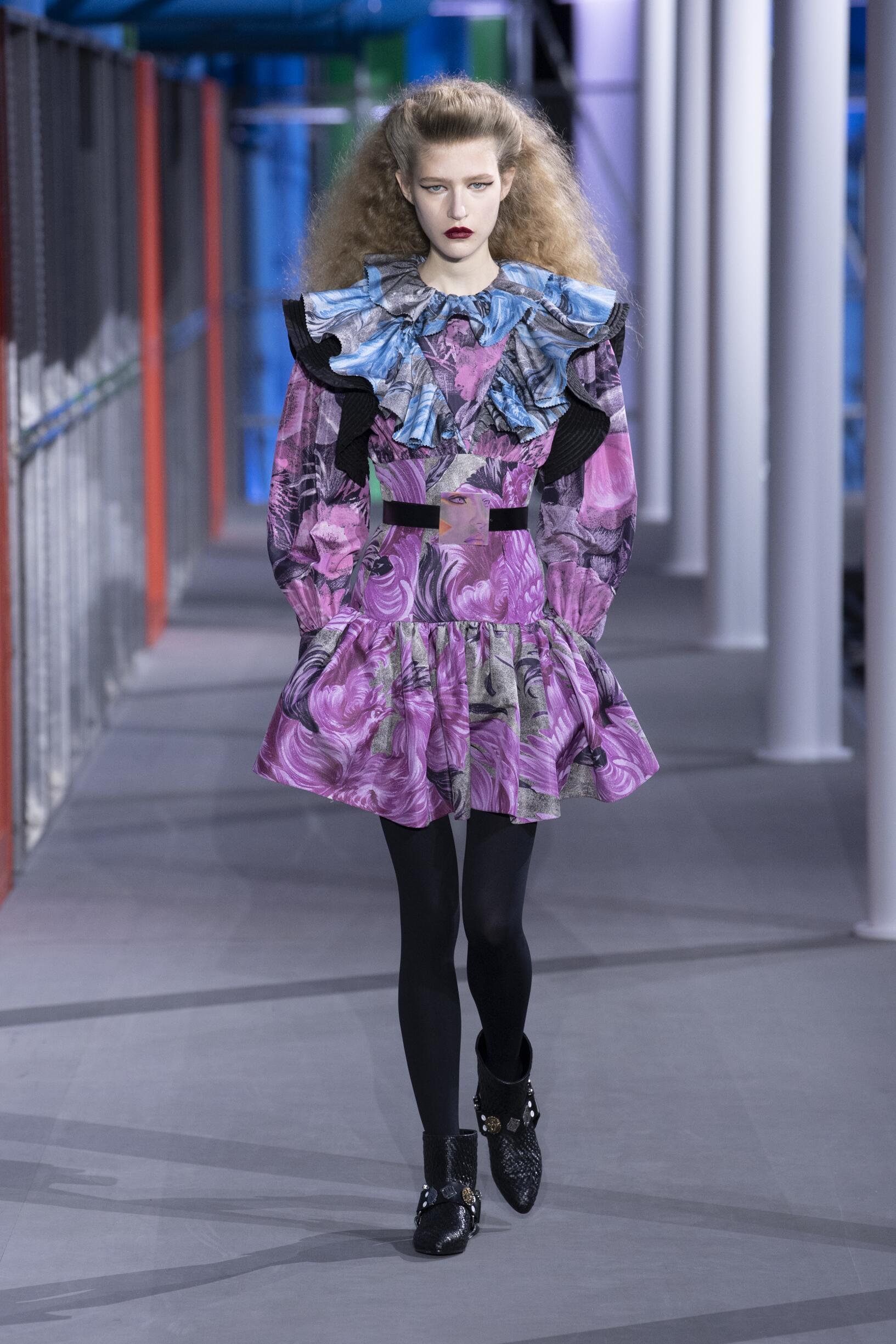 Winter 2019 Fashion Trends Louis Vuitton
