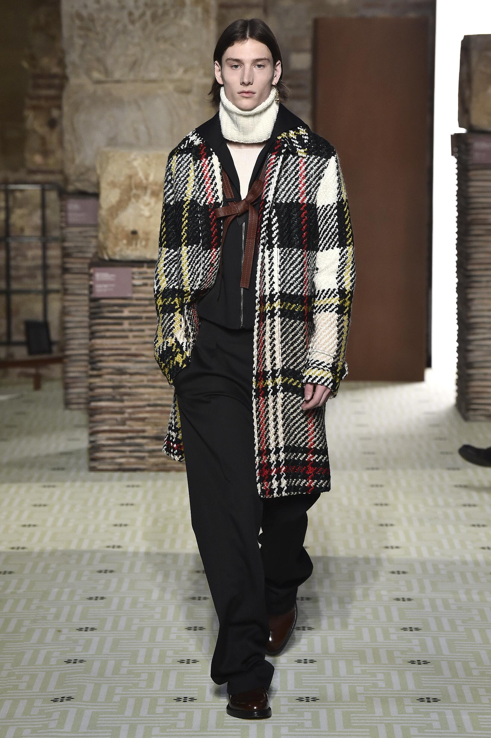 Winter 2019 Man Trends Lanvin
