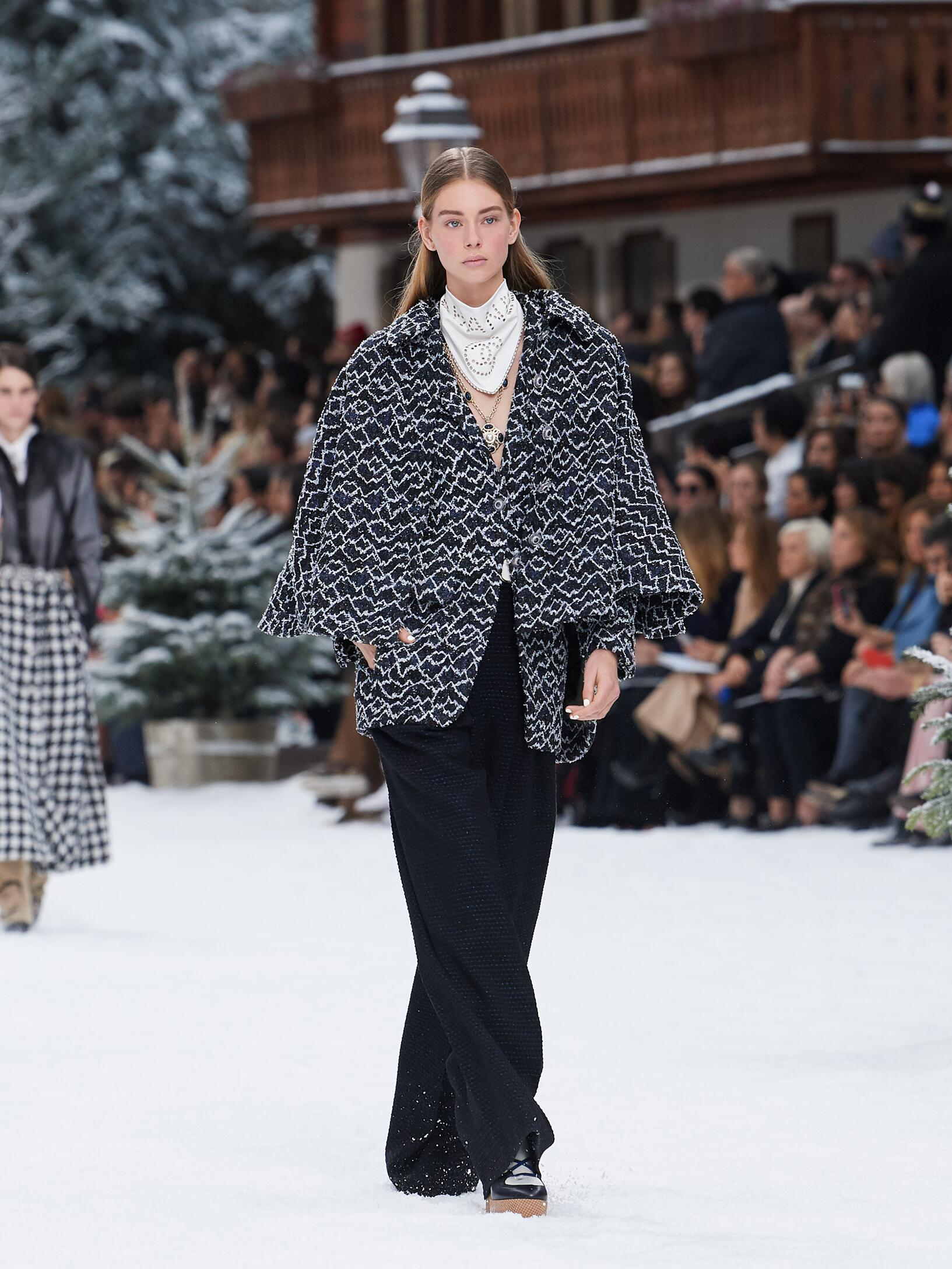 Winter 2019 Woman Trends Chanel