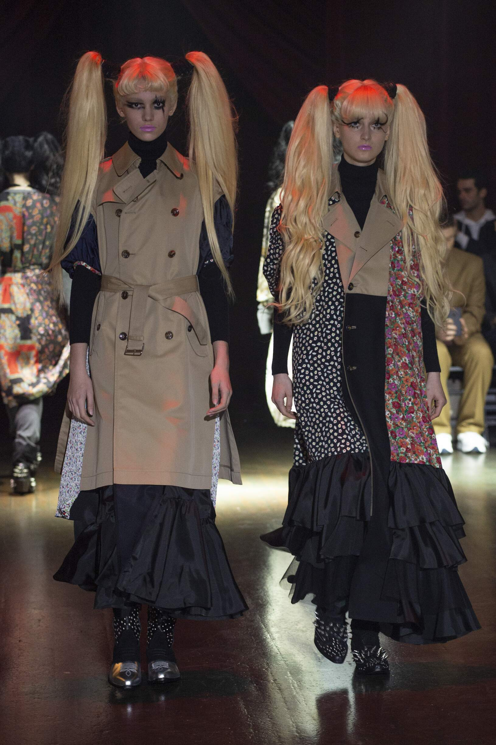 Winter 2019 Woman Trends Junya Watanabe