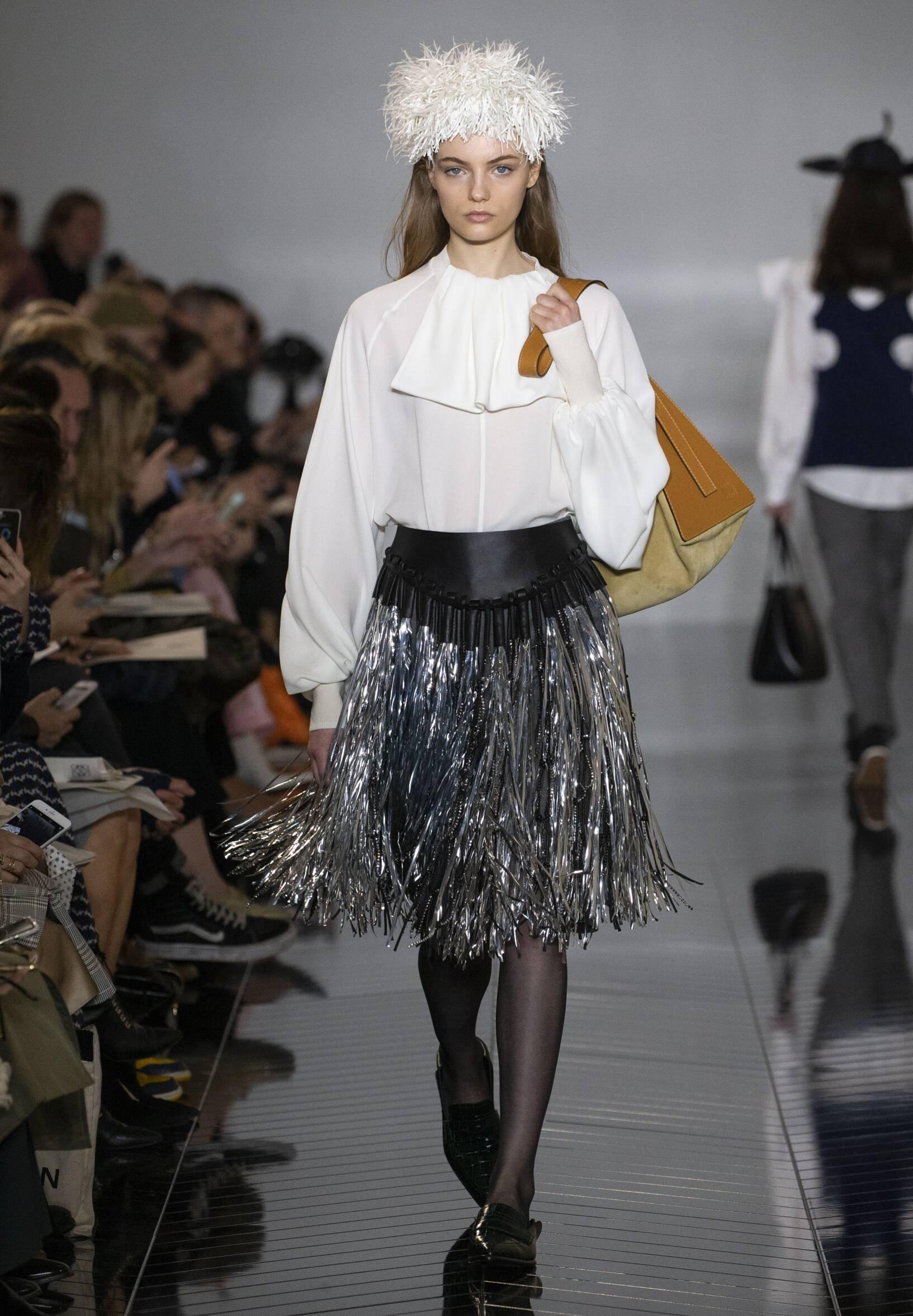 Winter 2019 Woman Trends Loewe