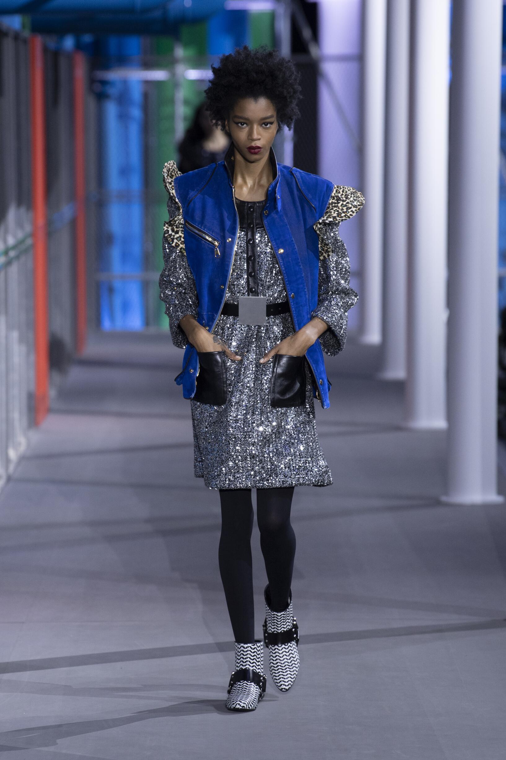Winter 2019 Woman Trends Louis Vuitton