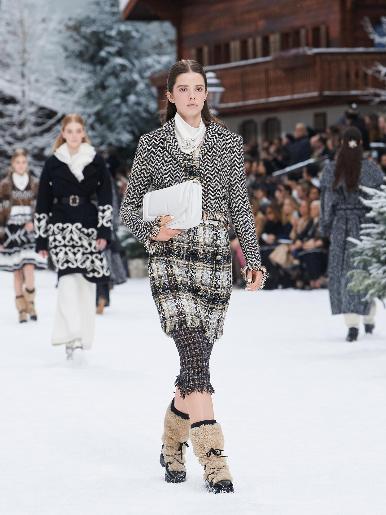 Woman FW 2019 Chanel