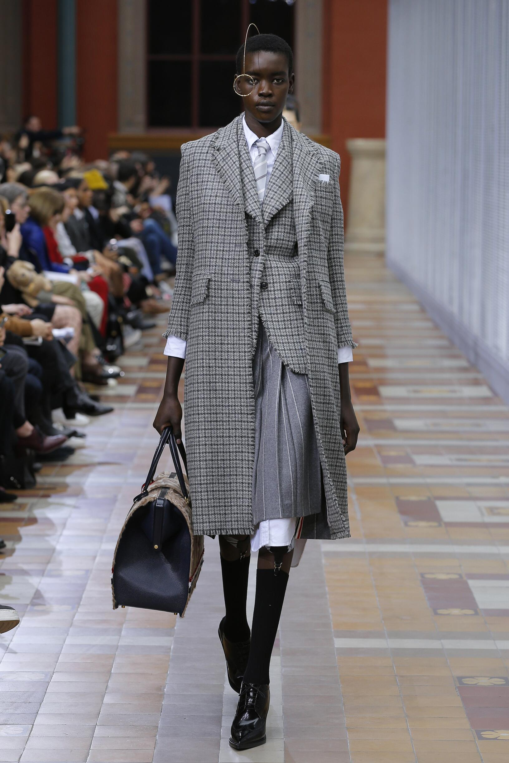 Woman FW 2019 Thom Browne