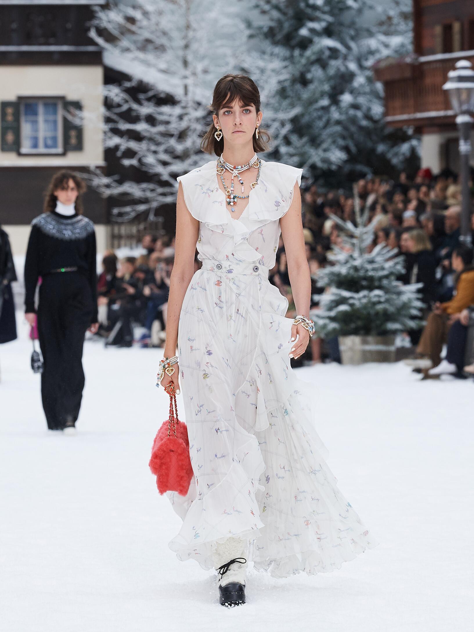 Womenswear Fall Winter Chanel 2019 Trends