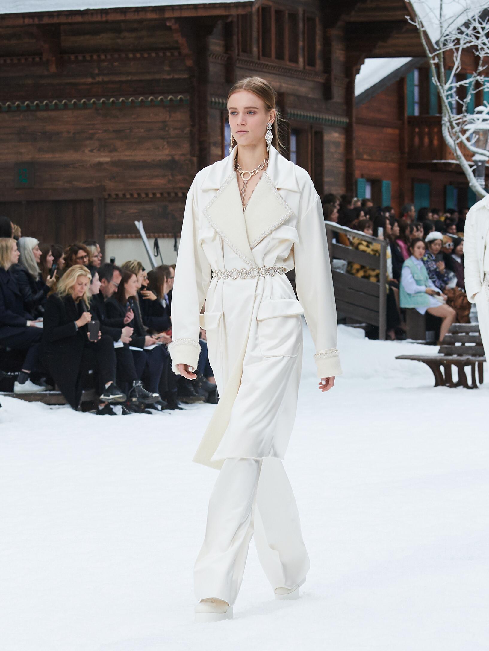 Womenswear Fall Winter Chanel 2019