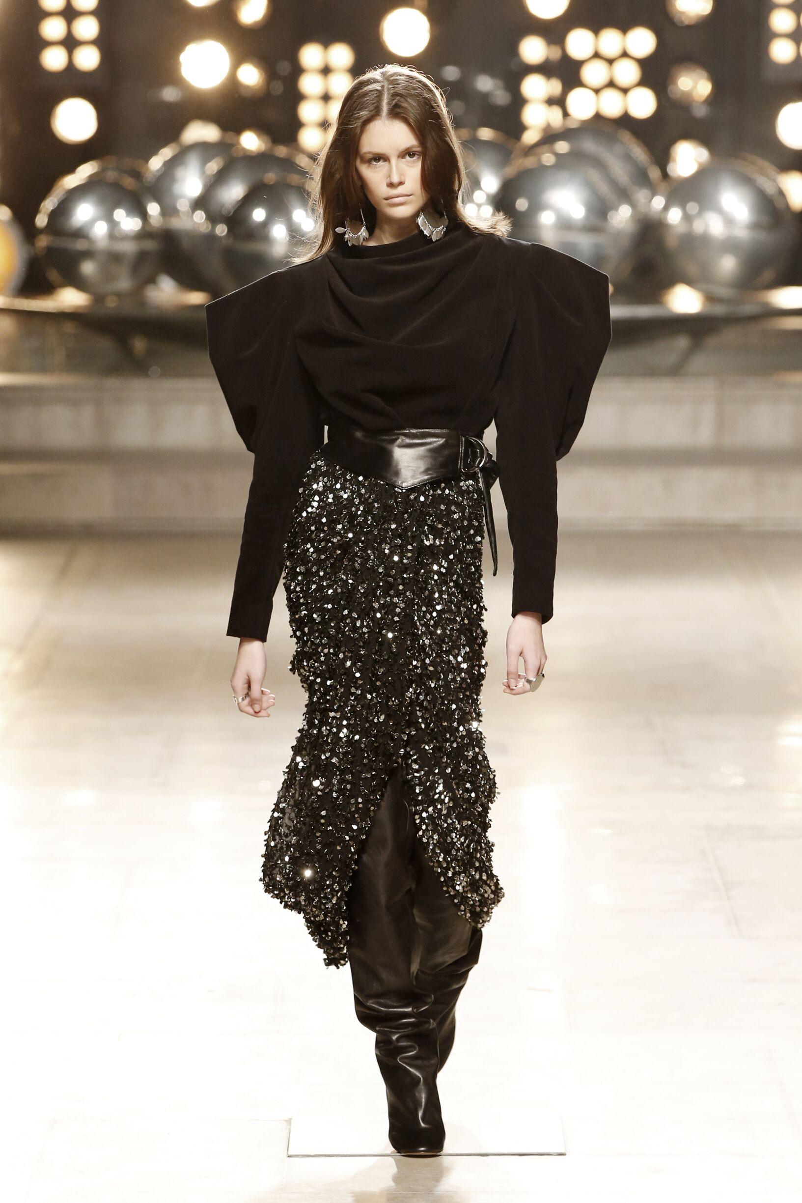 Womenswear Fall Winter Isabel Marant 2019 Trends