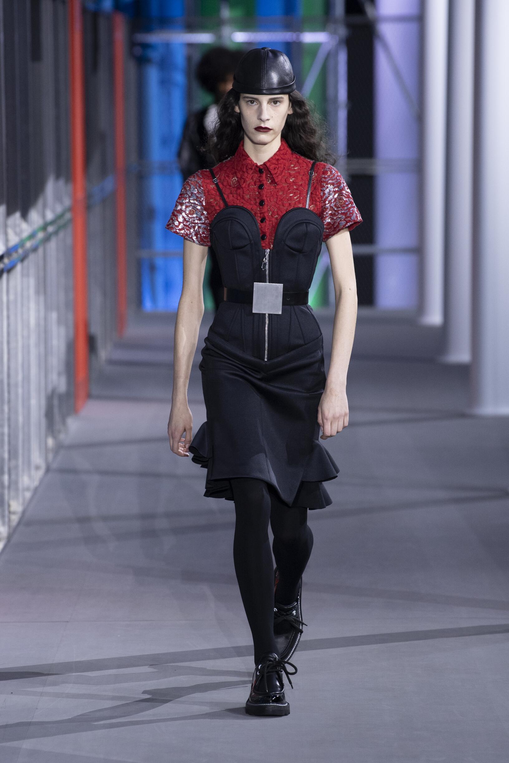 Womenswear Fall Winter Louis Vuitton 2019 Trends