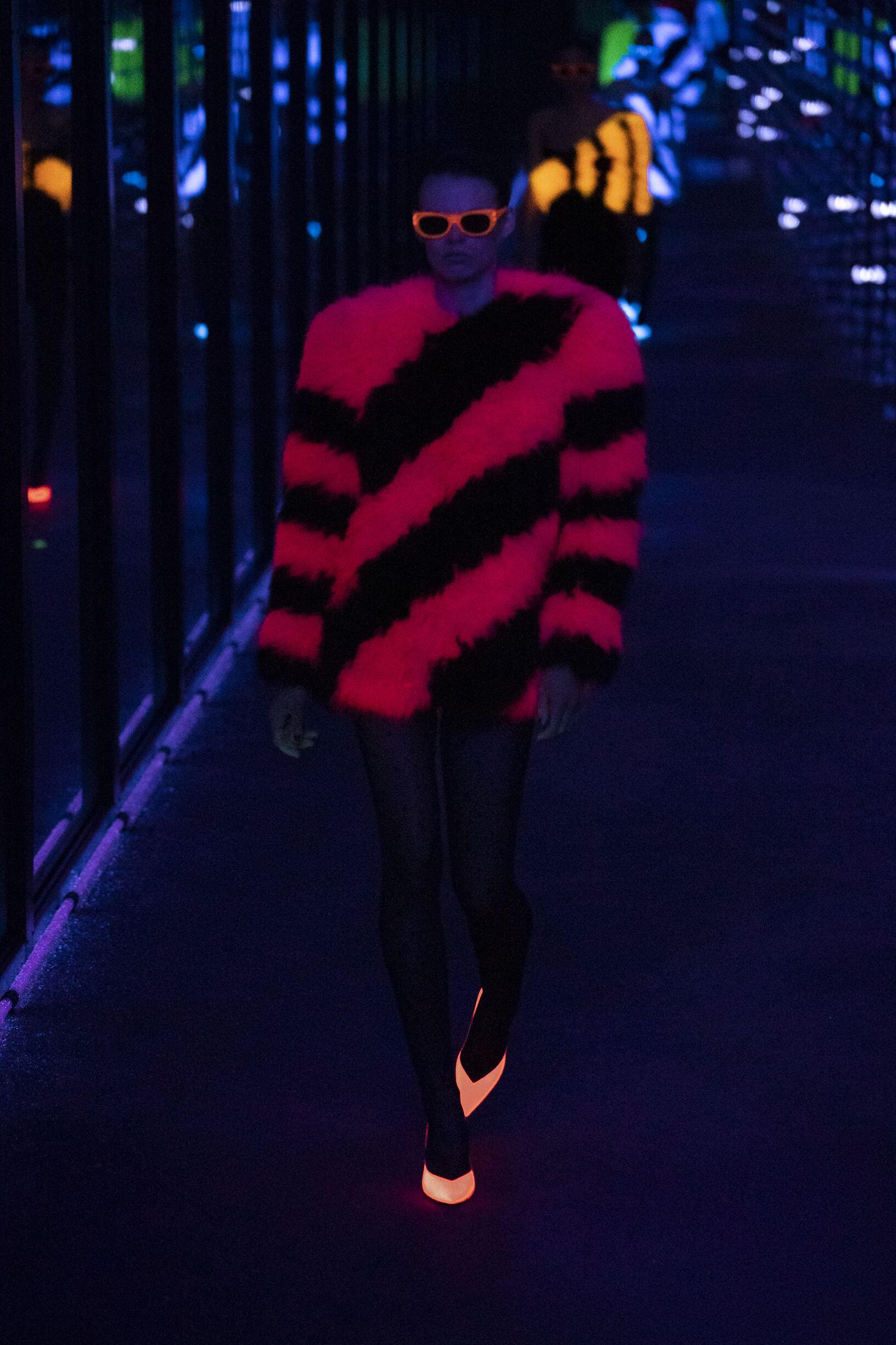 Womenswear Fall Winter Saint Laurent 2019 Trends