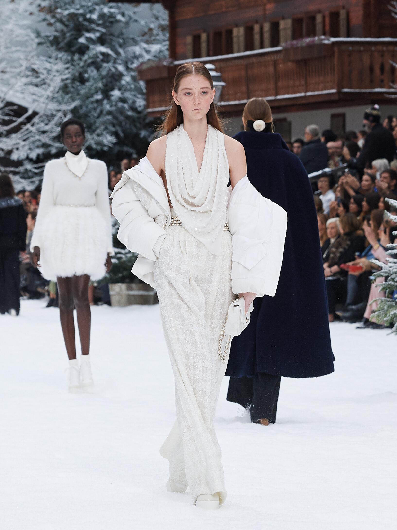 Womenswear Fashion 2019-20 Catwalk Chanel