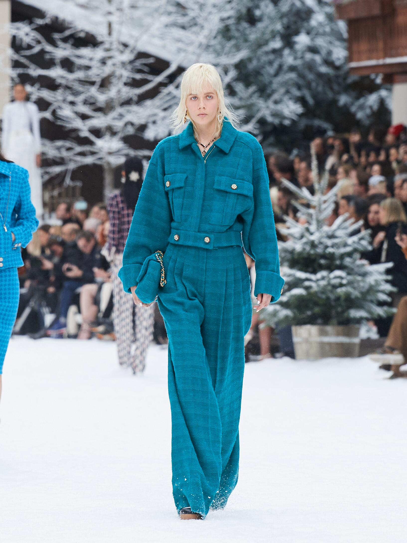 Womenswear Winter Chanel 2019