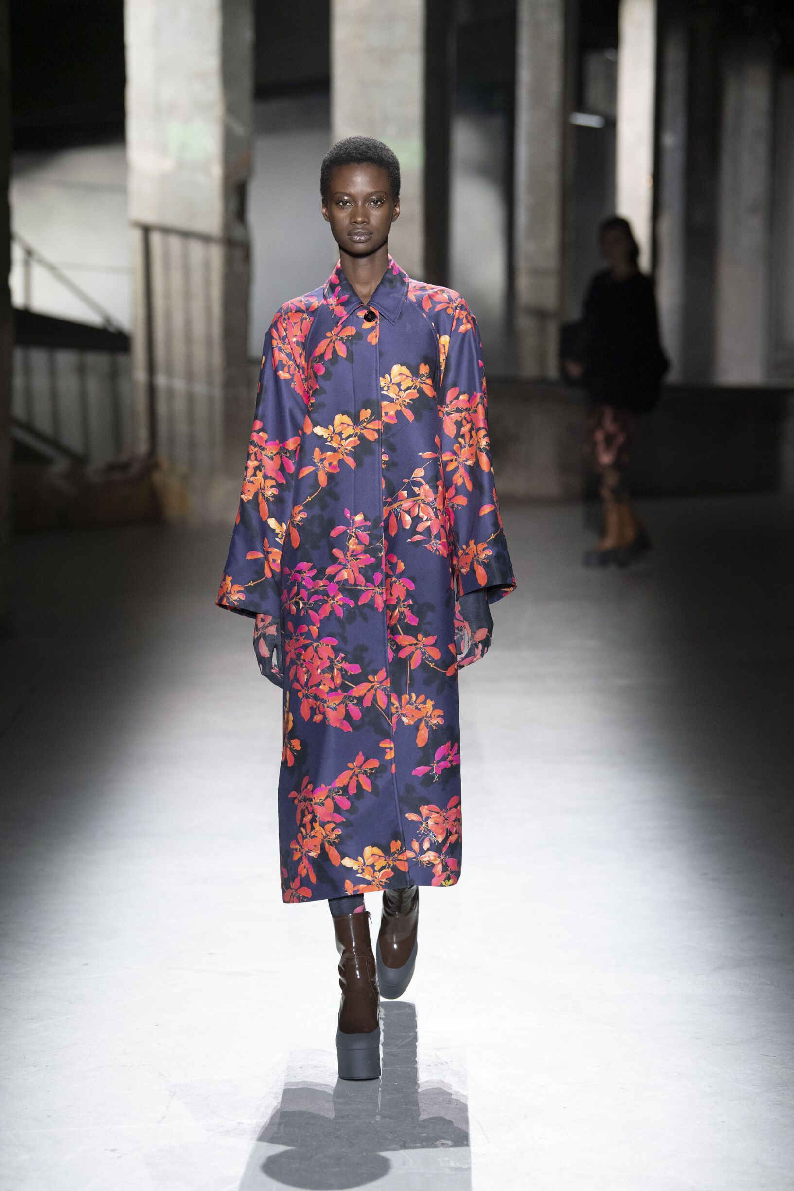 Womenswear Winter Dries van Noten 2019